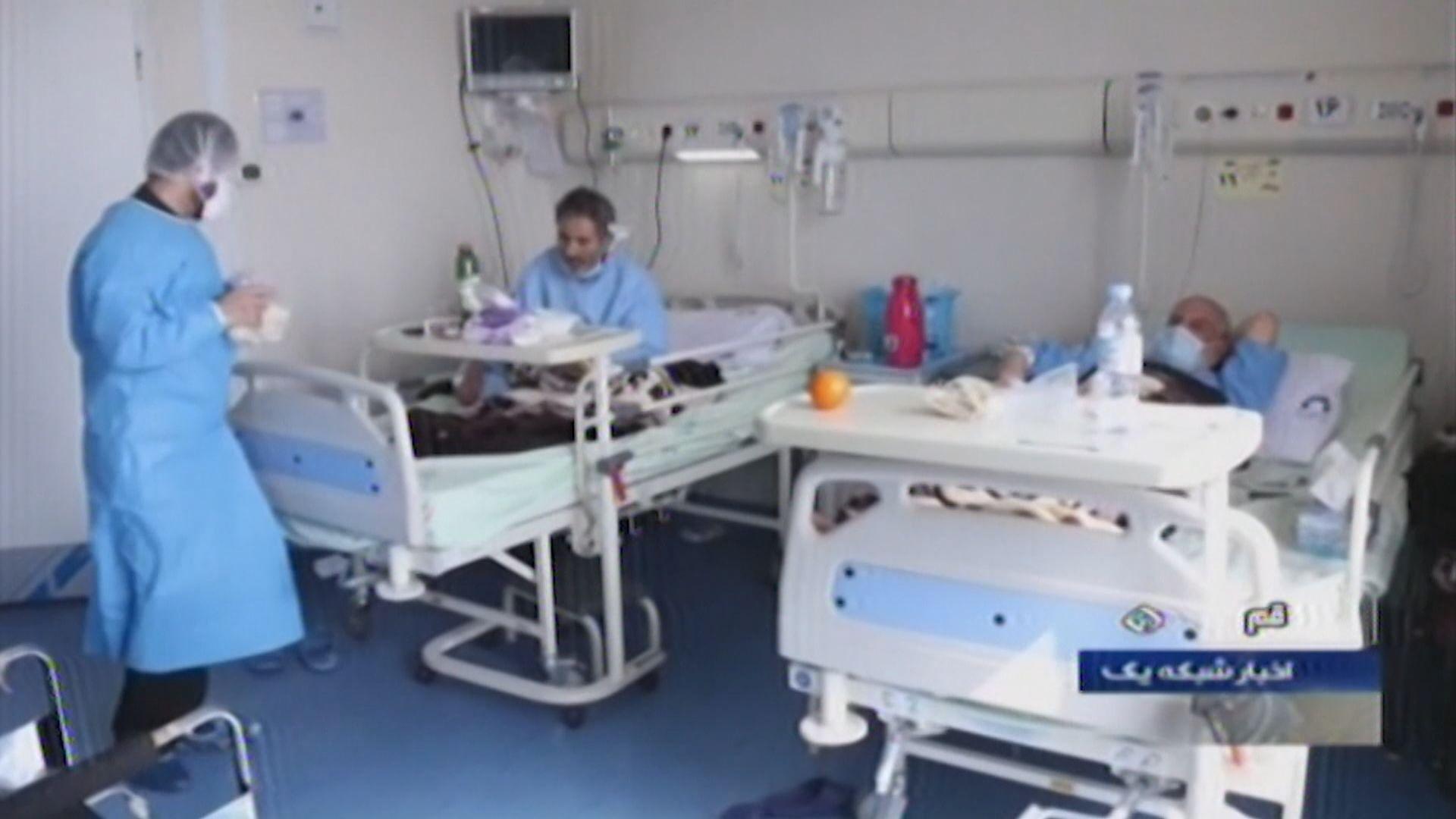 伊朗逾1500人確診 66人不治