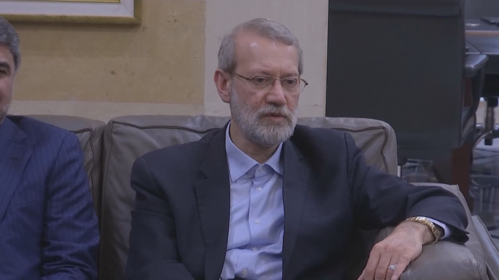 伊朗國會議長確診感染新冠病毒