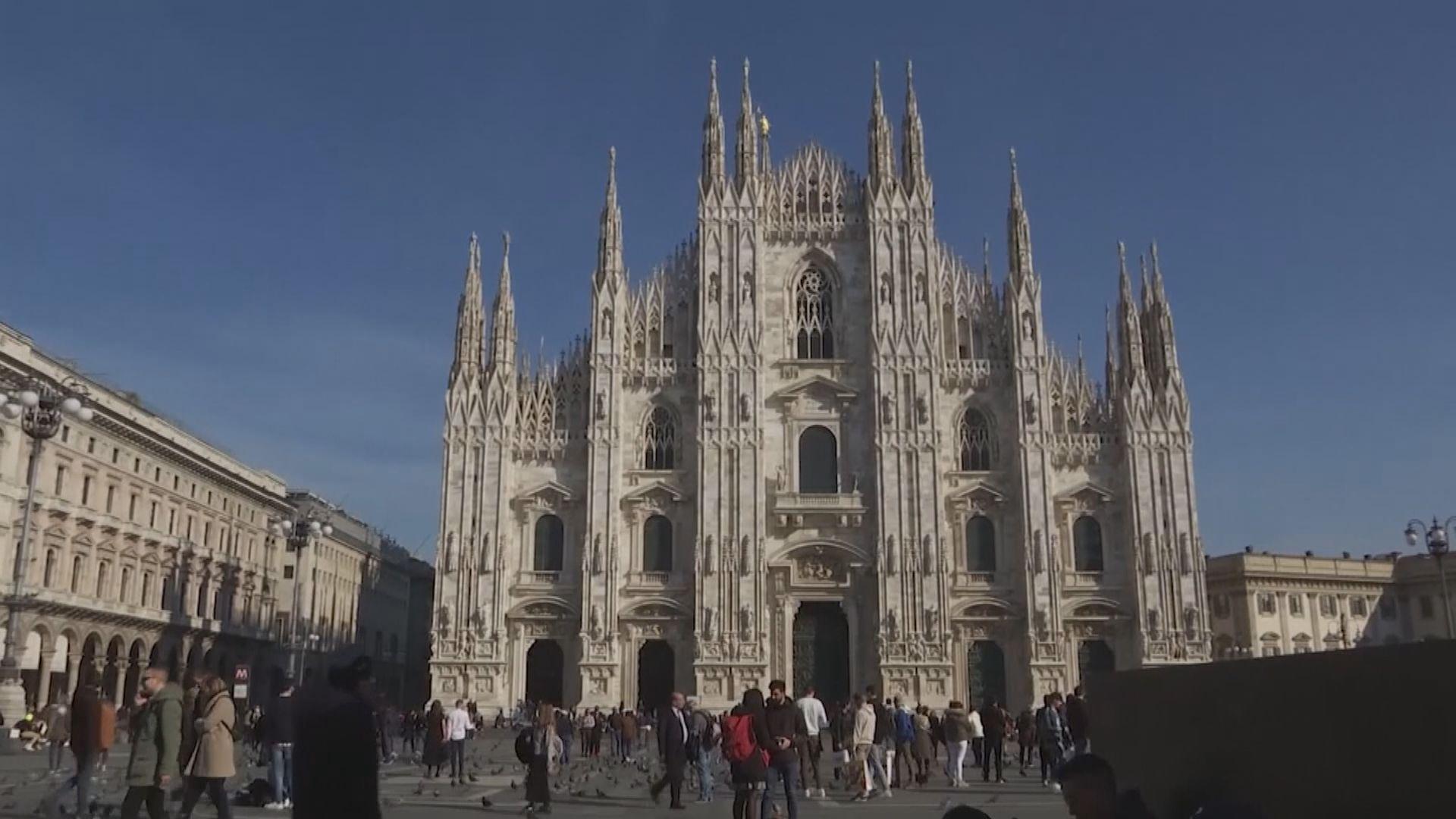 意大利發現有污水樣本於去年十二月中已存在新型冠狀病毒
