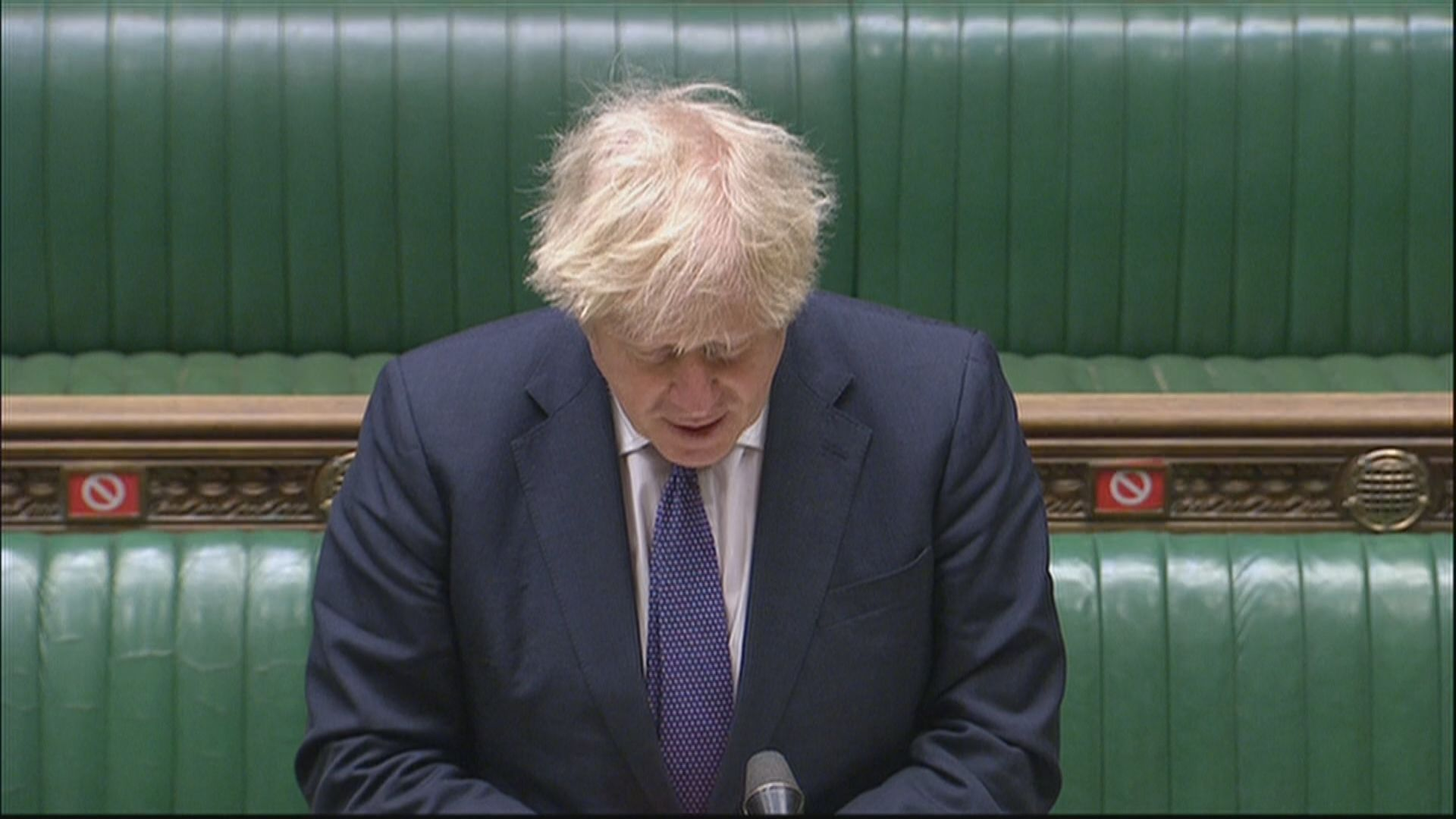 約翰遜:英格蘭封城措施只會緩慢解除