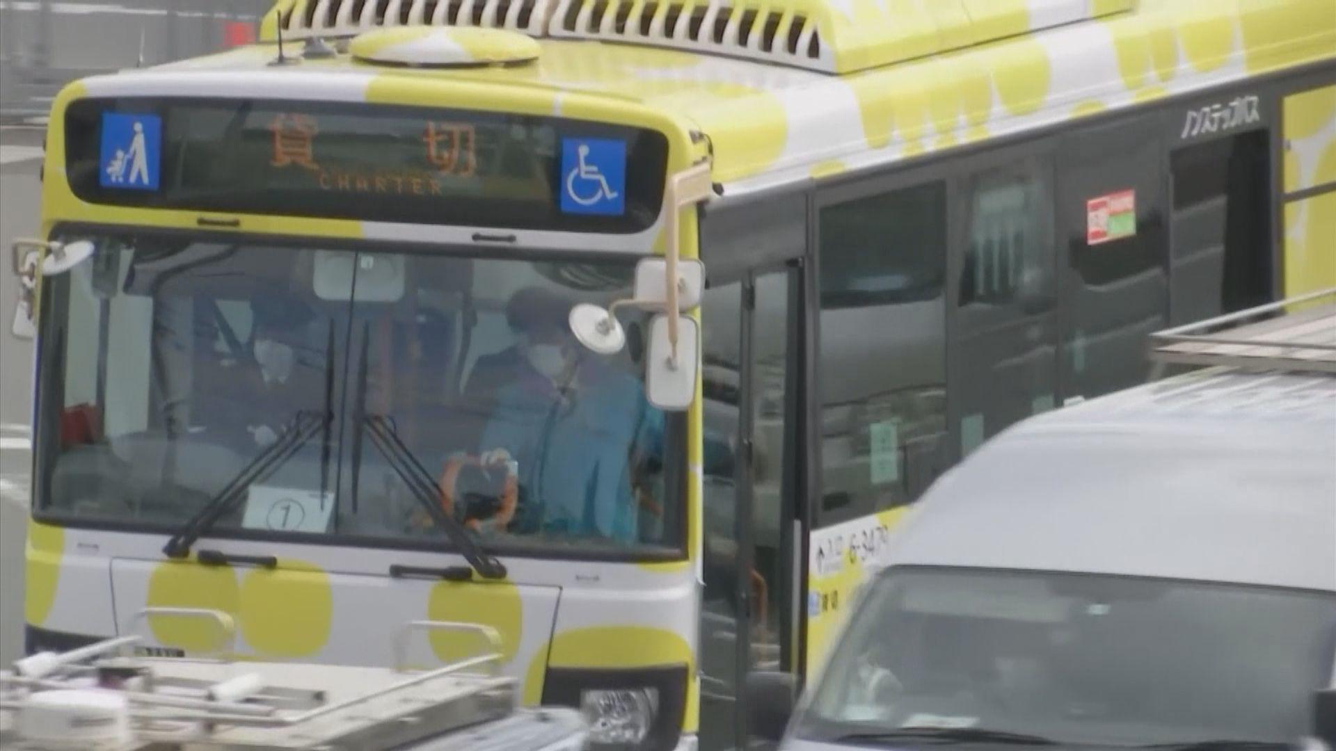 鑽石公主號首次有獲放行日本乘客確診