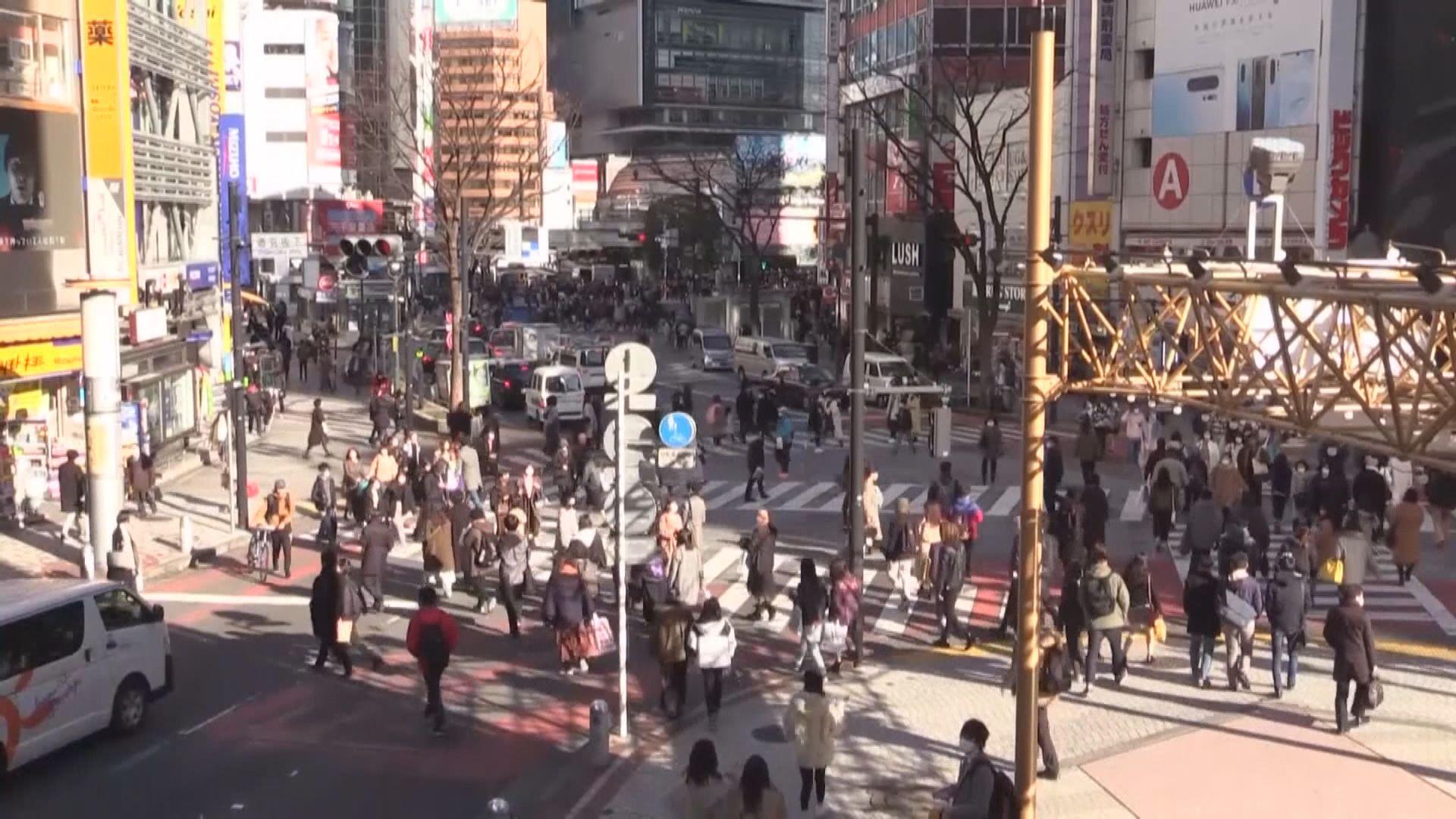 日本新增3宗新型肺炎死亡個案