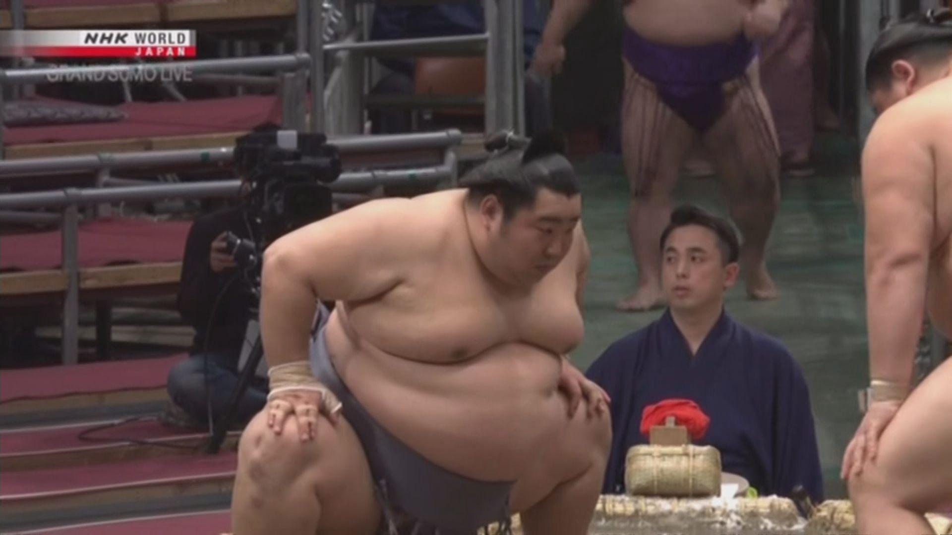 【累計逾1100宗】日本大阪相撲大會改為閉門作賽