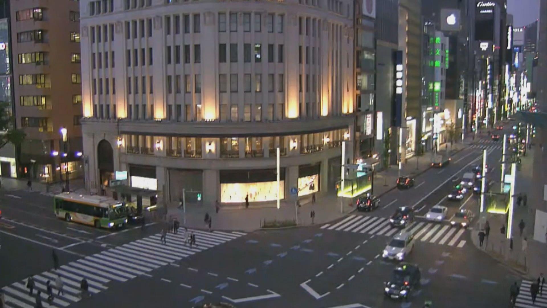 東京街頭人流減少 安倍:緊急狀態令有望一個月後解除