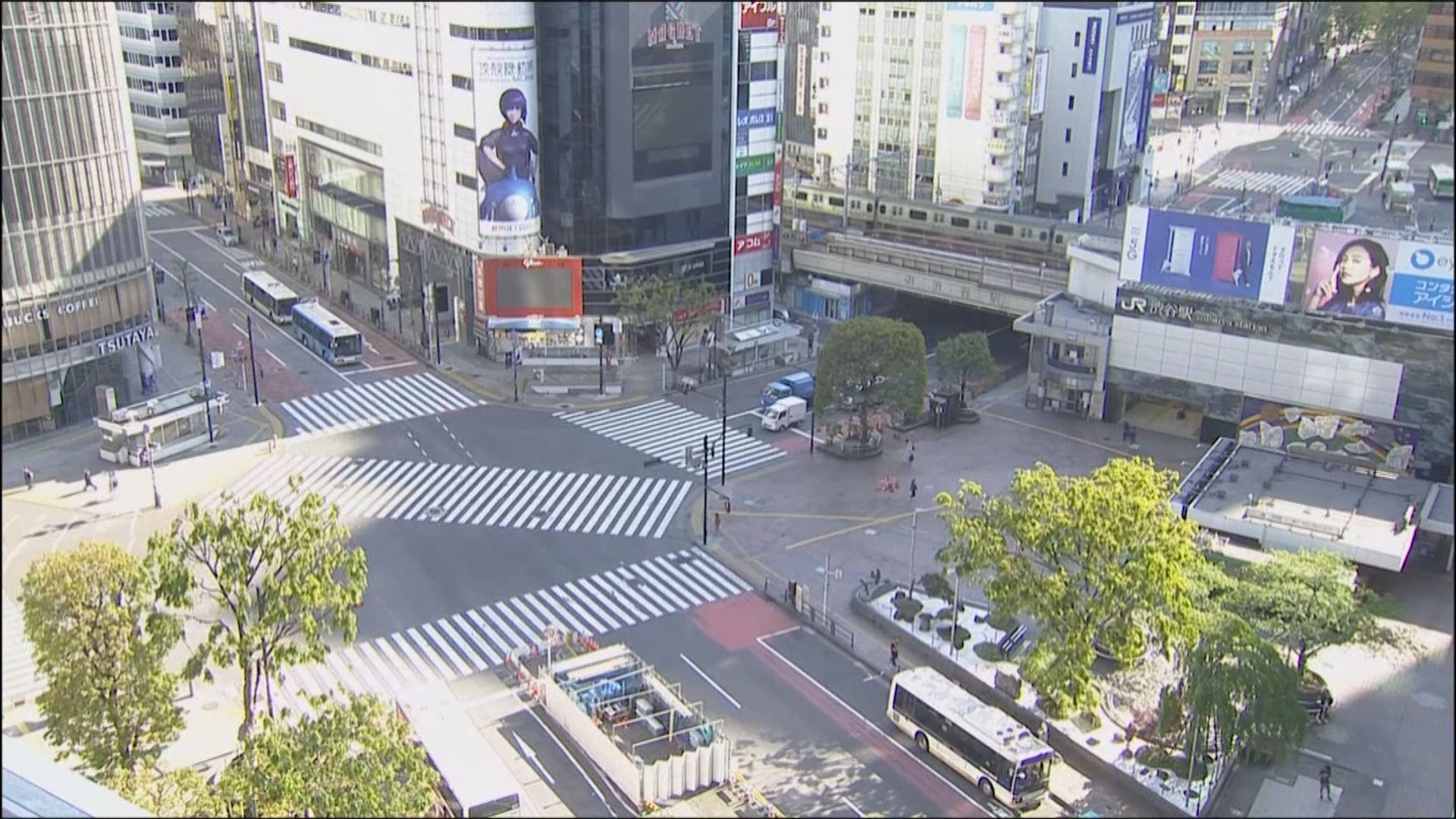 東京都單日再增103宗確診