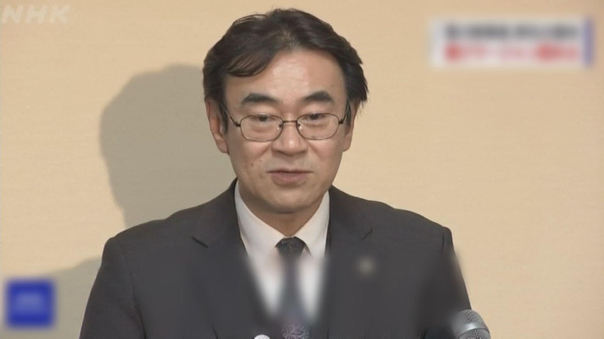 東京高等檢察廳檢察長違防疫規範及賭博後辭職