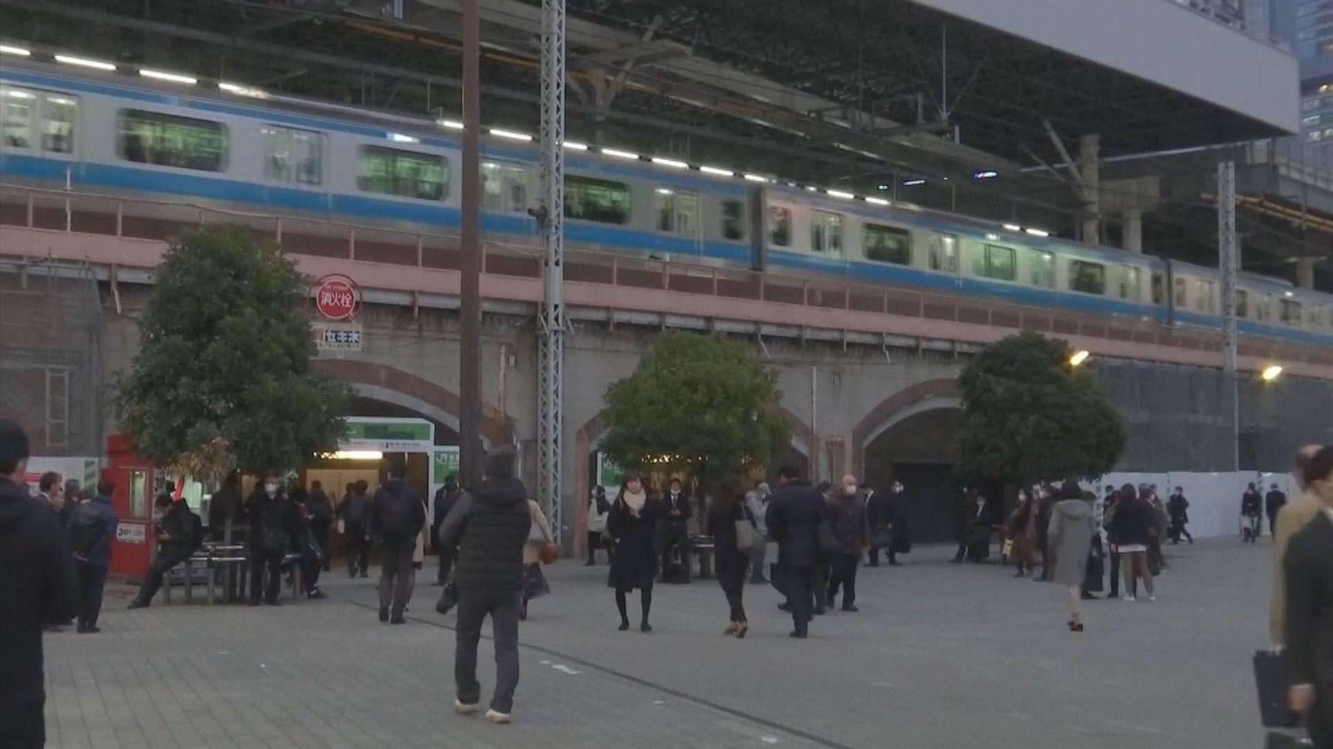 東京都新增三宗確診 是上月初以來最少