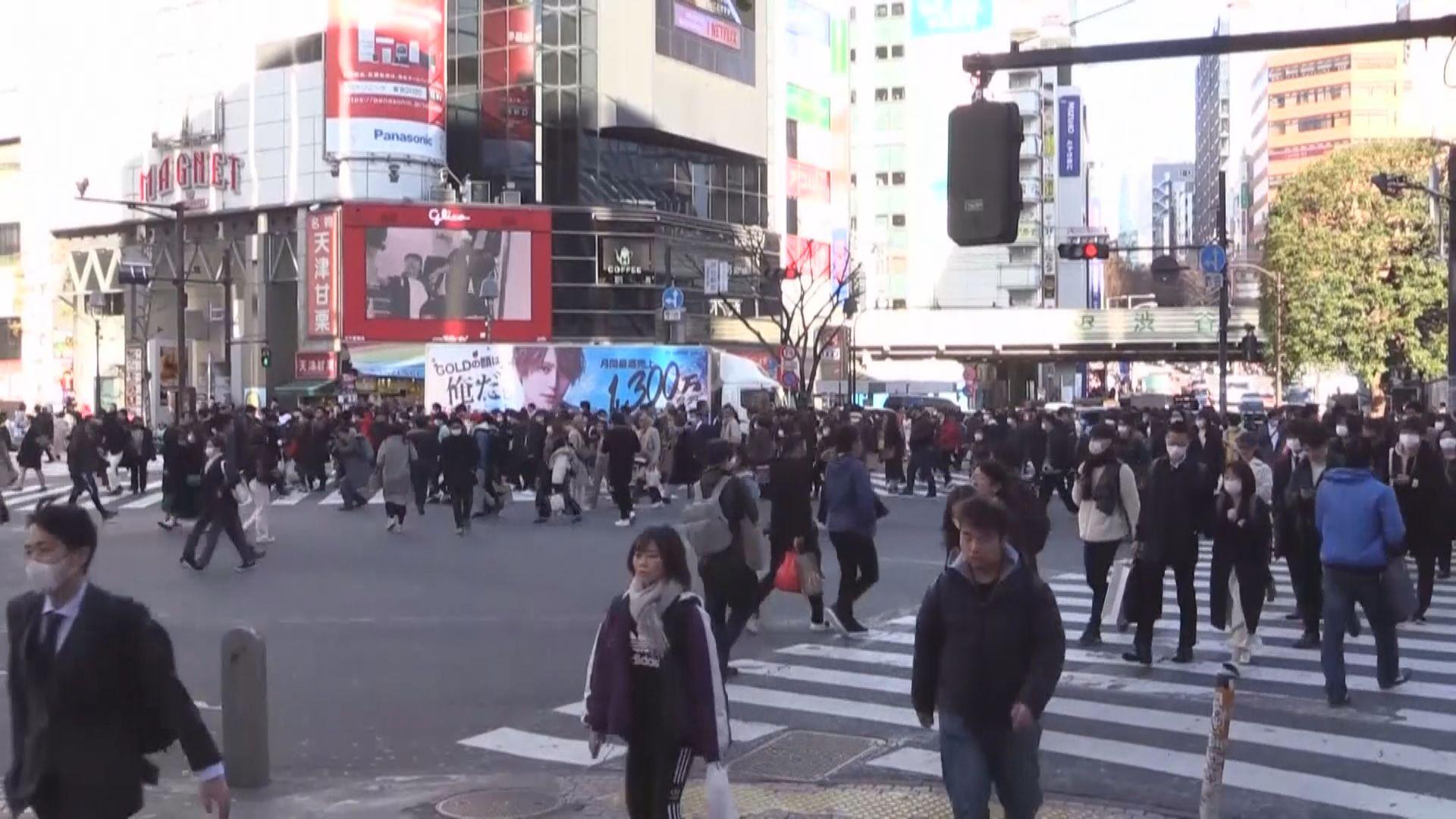 東京連續兩天超過40宗確診 一半個案與夜店區有關