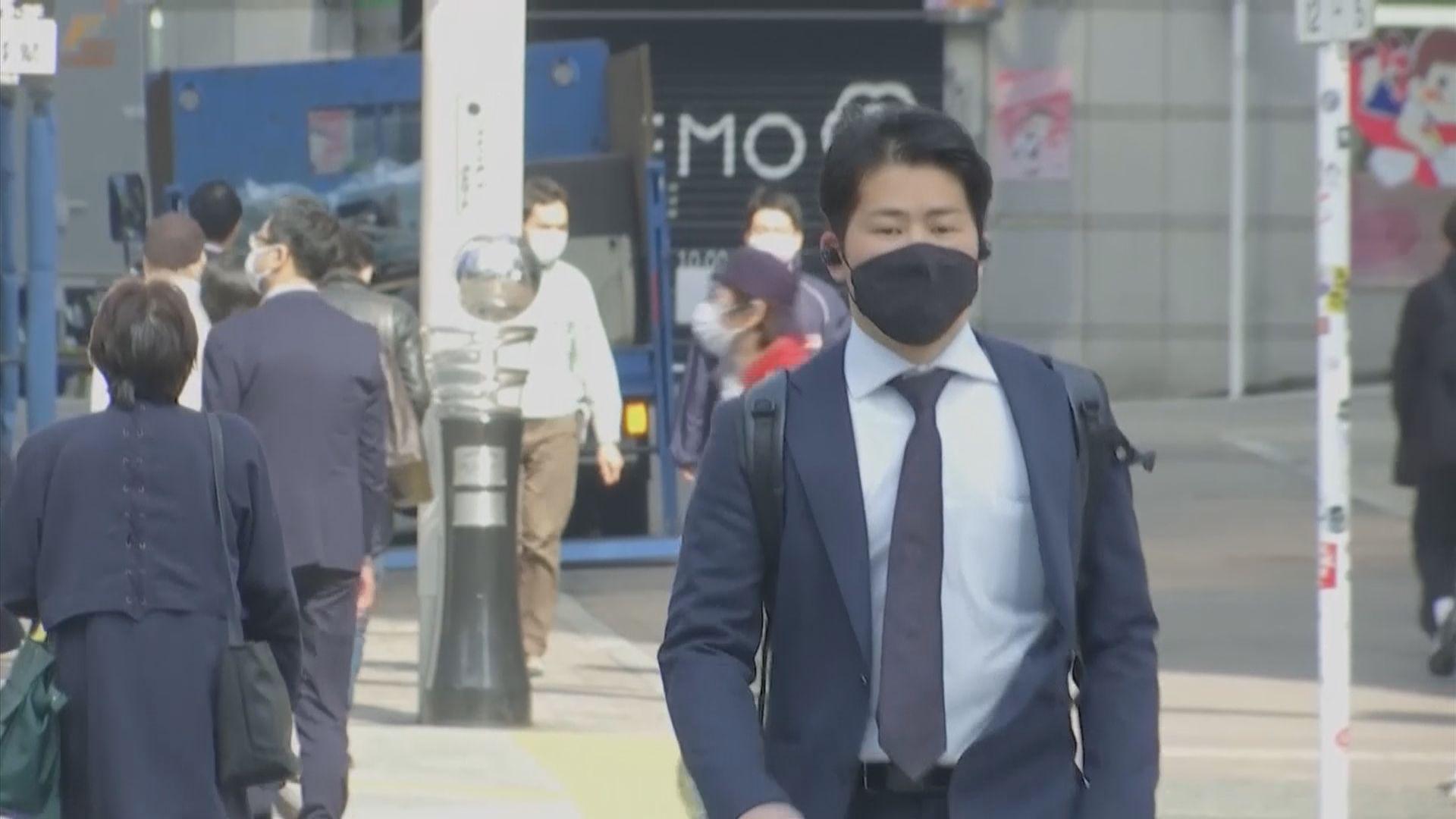東京都重啟經濟活動後確診個案居高不下