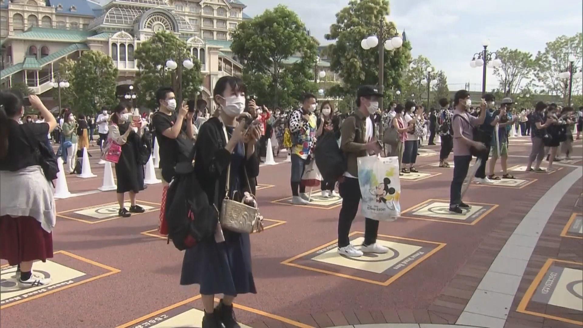 日本新增126宗確診個案 東京都佔逾半