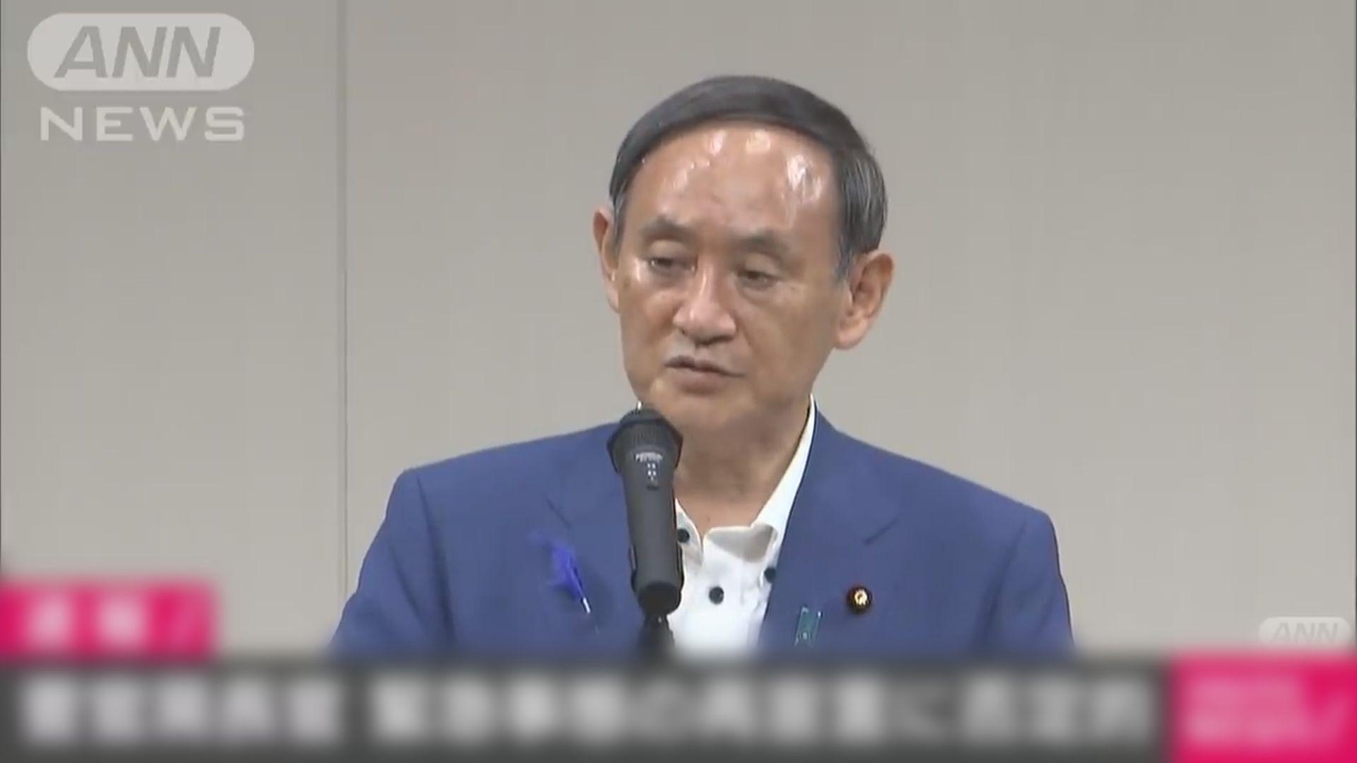 日本政府重申不考慮再次頒布緊急事態