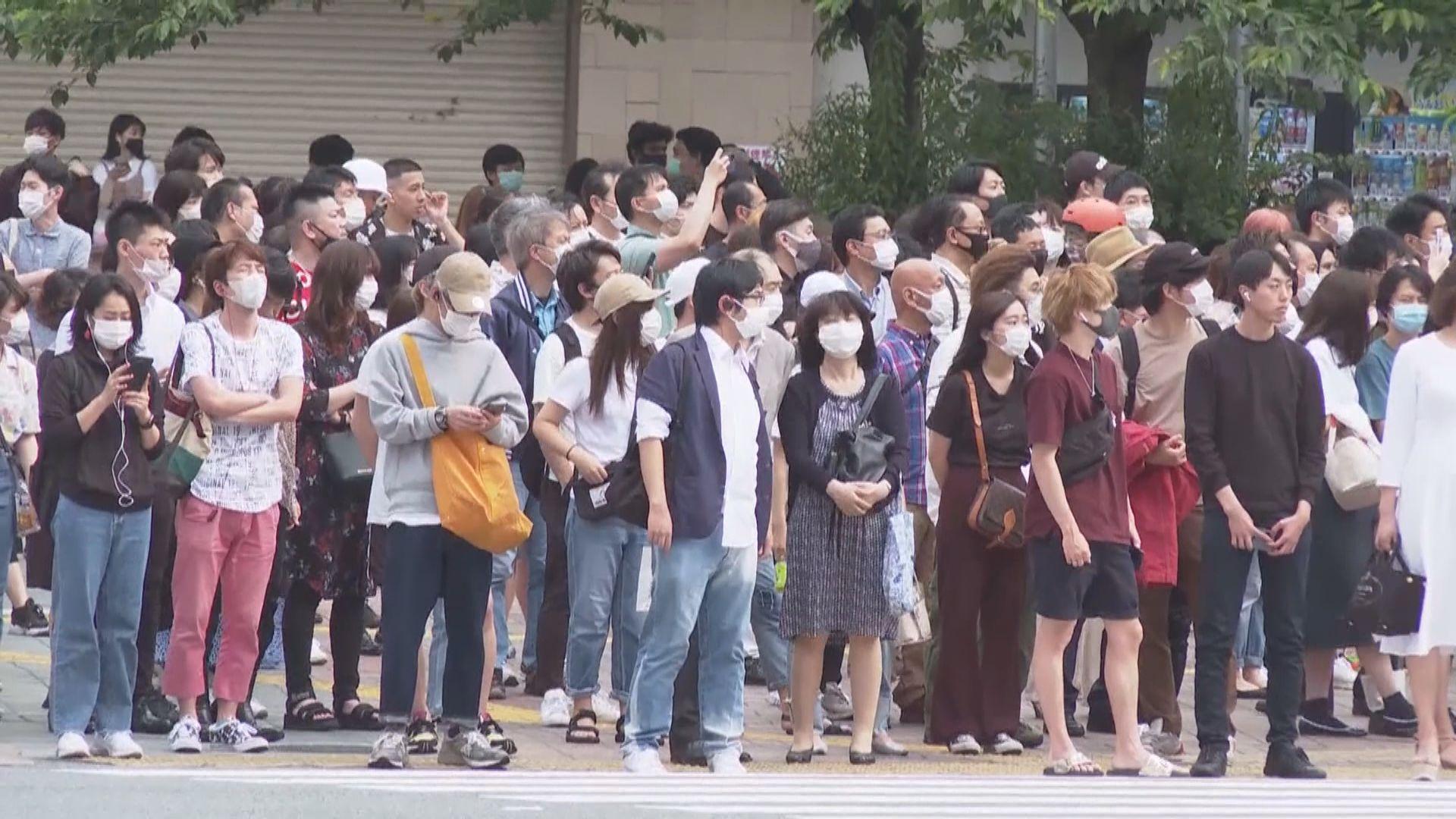 東京都新冠病毒警戒級別調至最高級