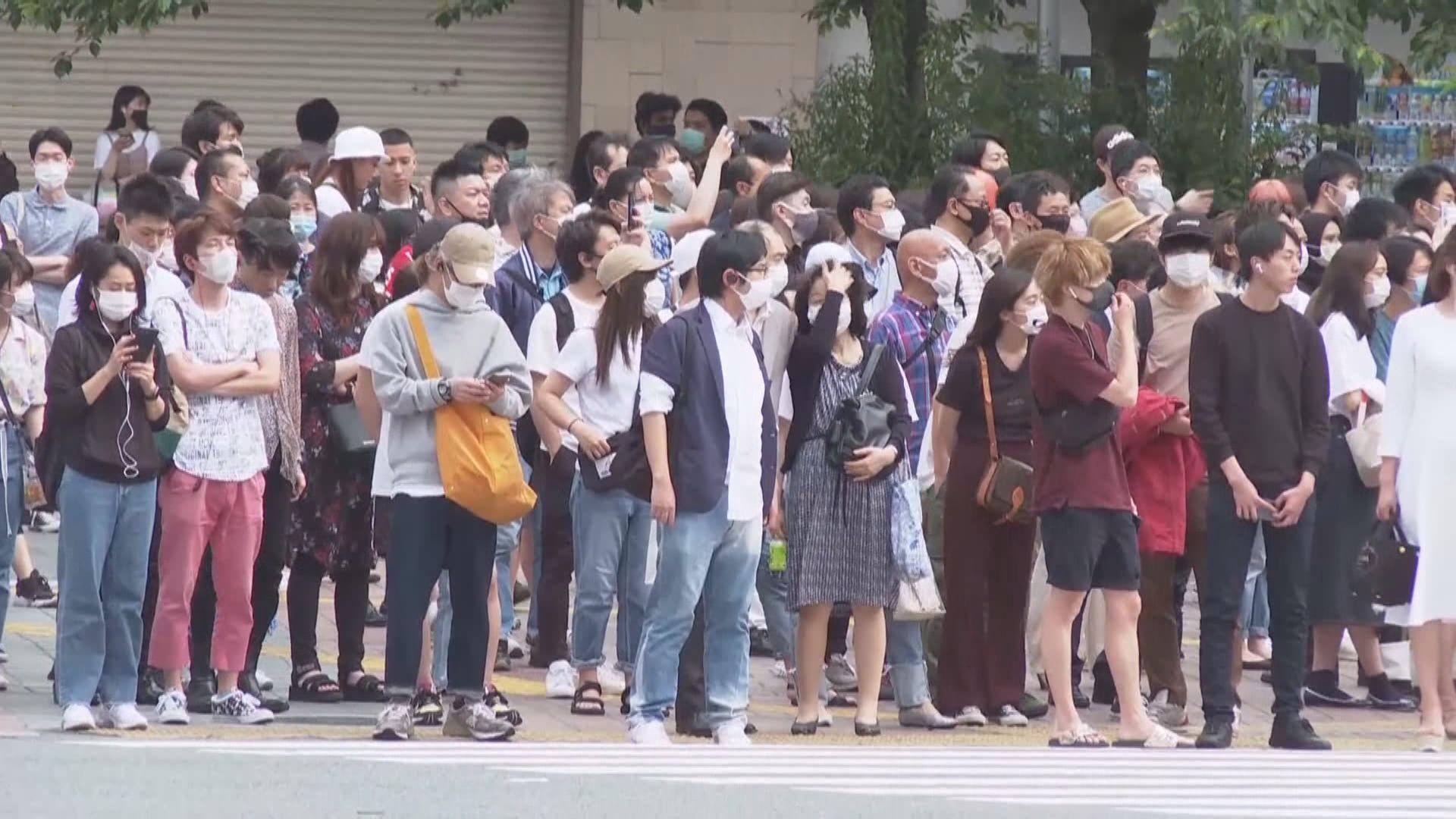 東京都新增確診病例或多達230宗