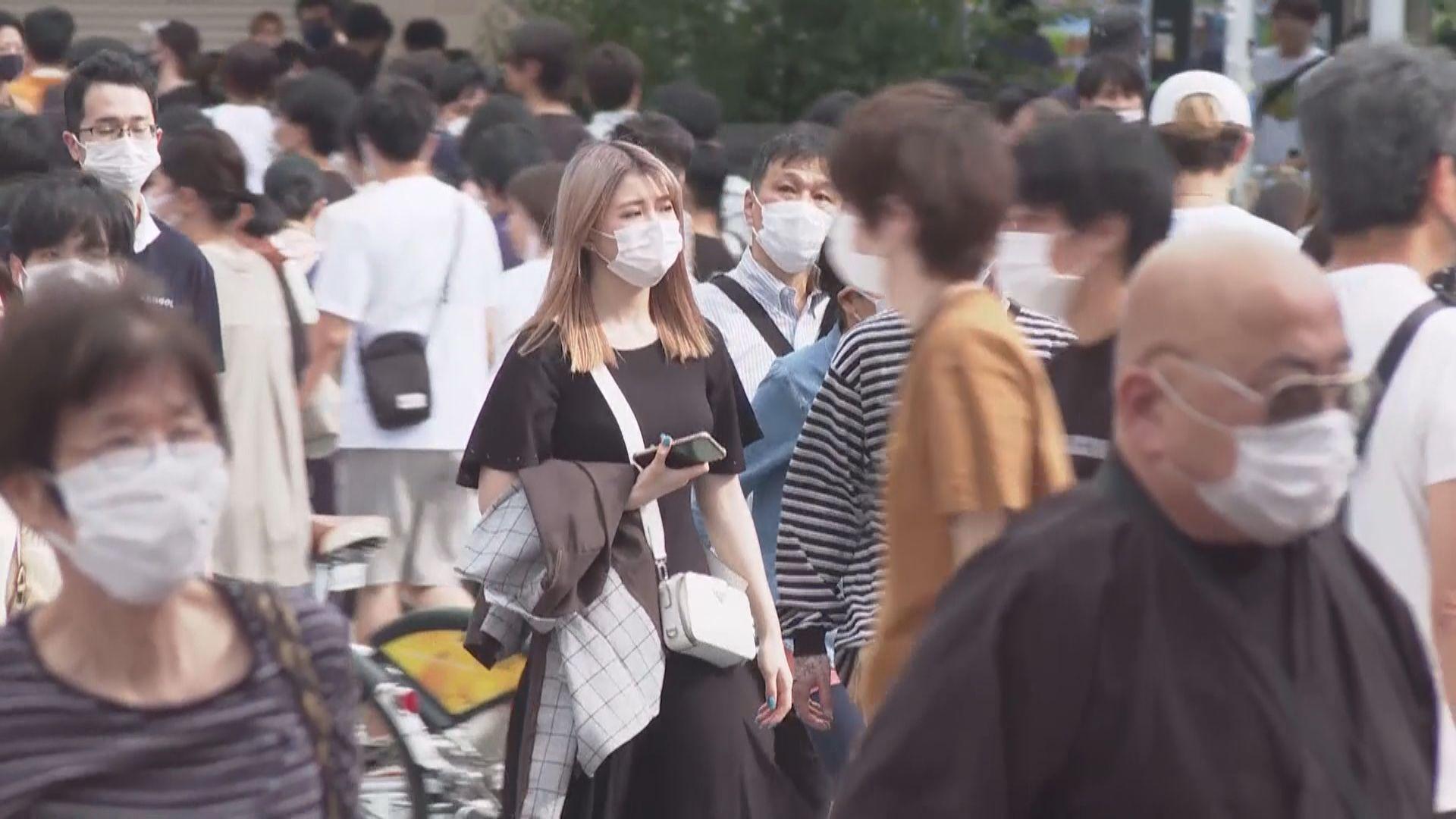 日本單日新增750宗確診 創緊急狀態令以來單日新高