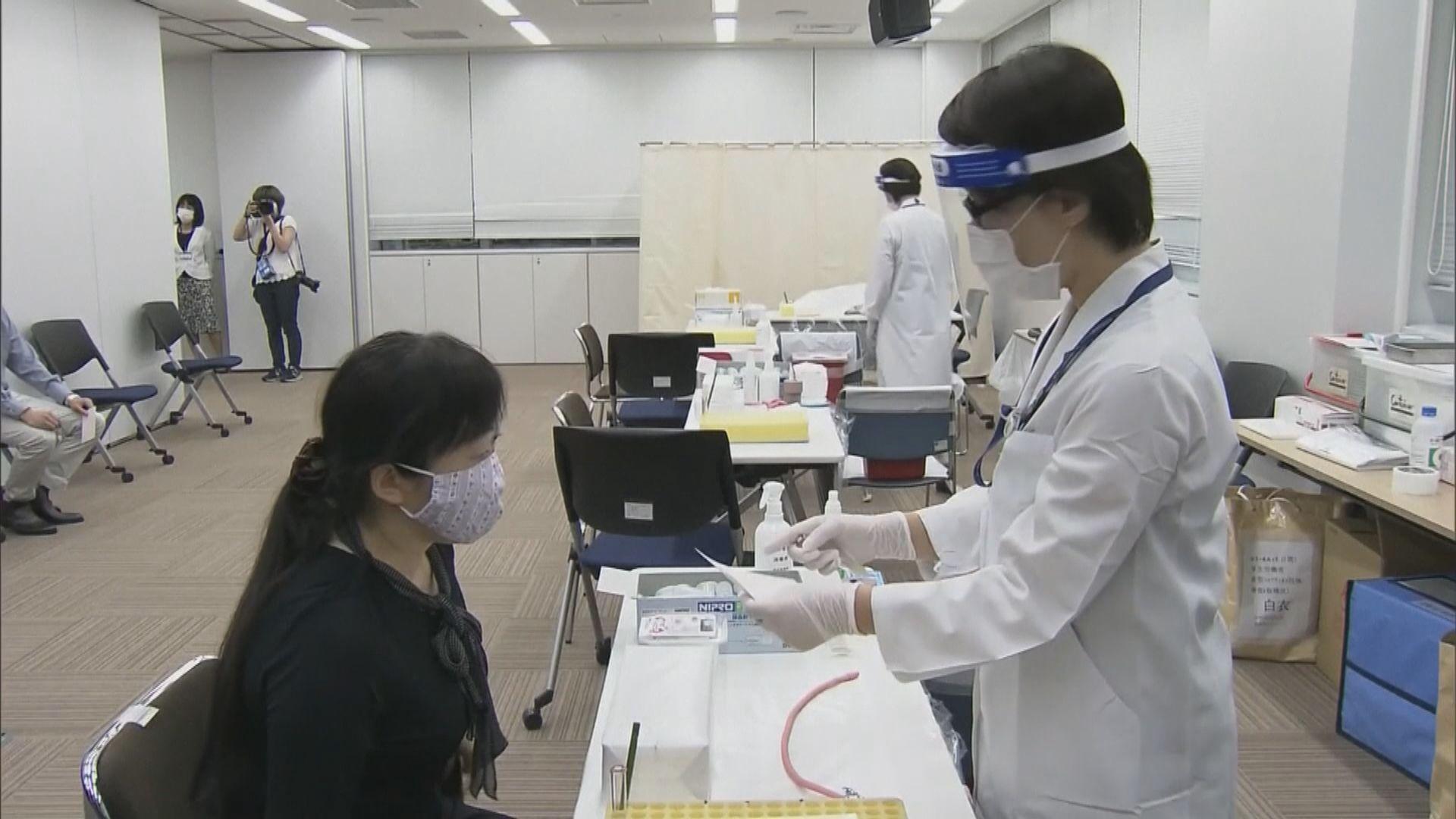 日本疫情持續 政府呼籲企業容許員工在家工作