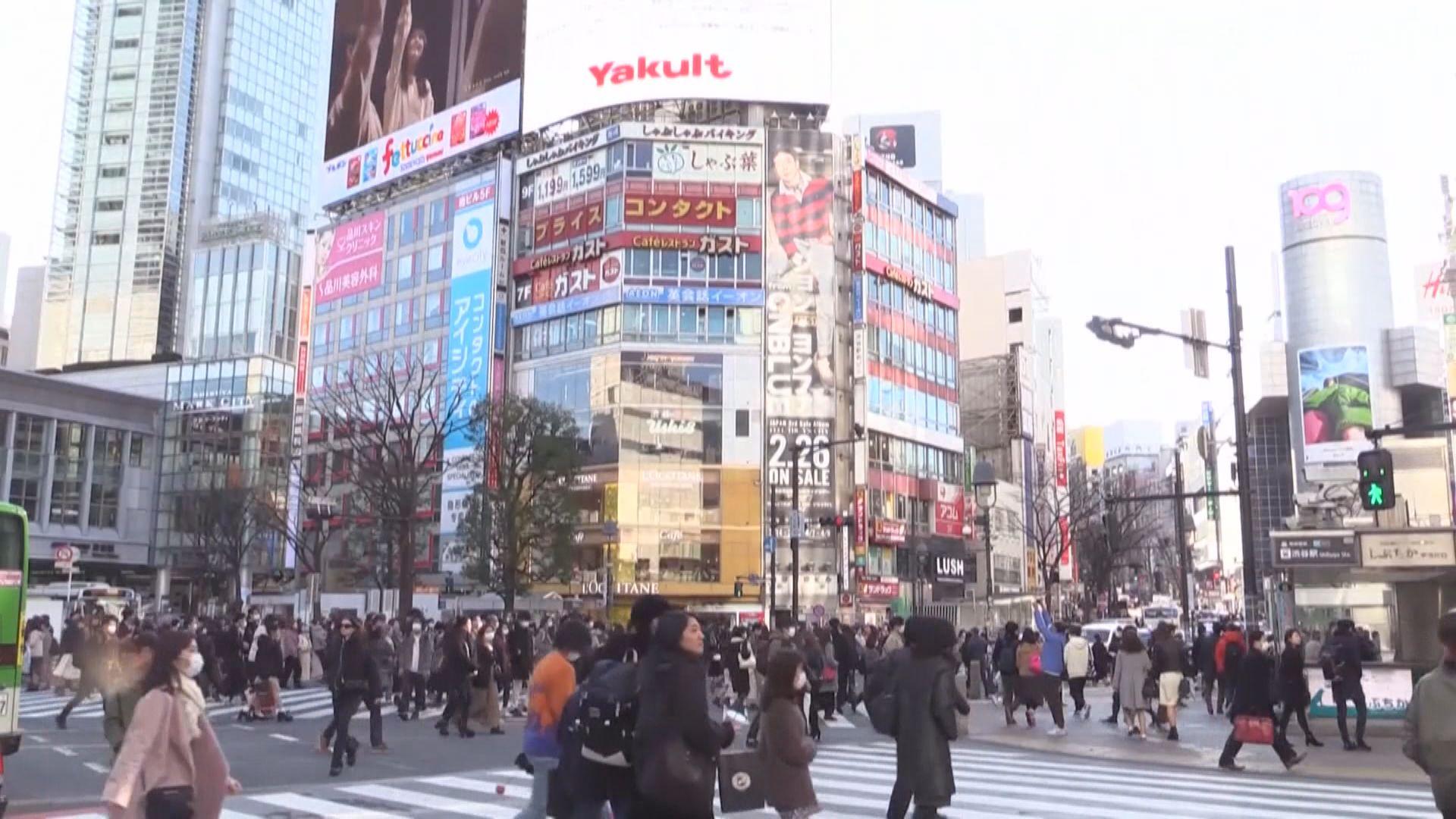 日本解除中國及南韓等禁止入境限制