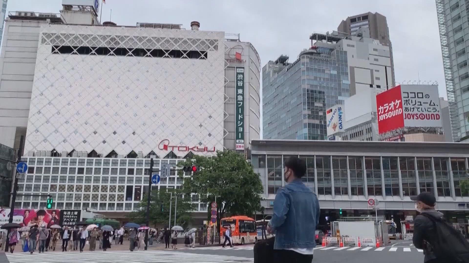 日本單日逾1600人確診感染新冠病毒創新高