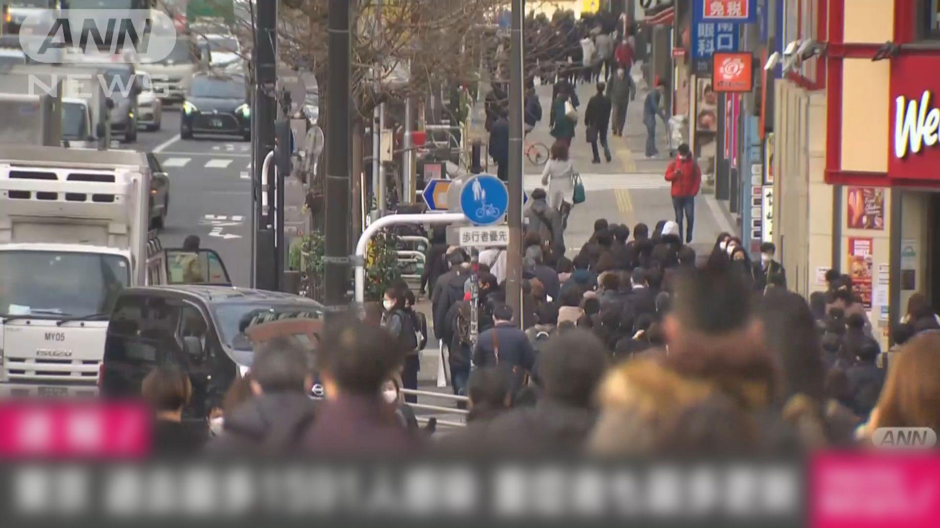 日本增5300宗確診創新高 菅義偉擬向東京都及3縣頒布緊急事態宣言