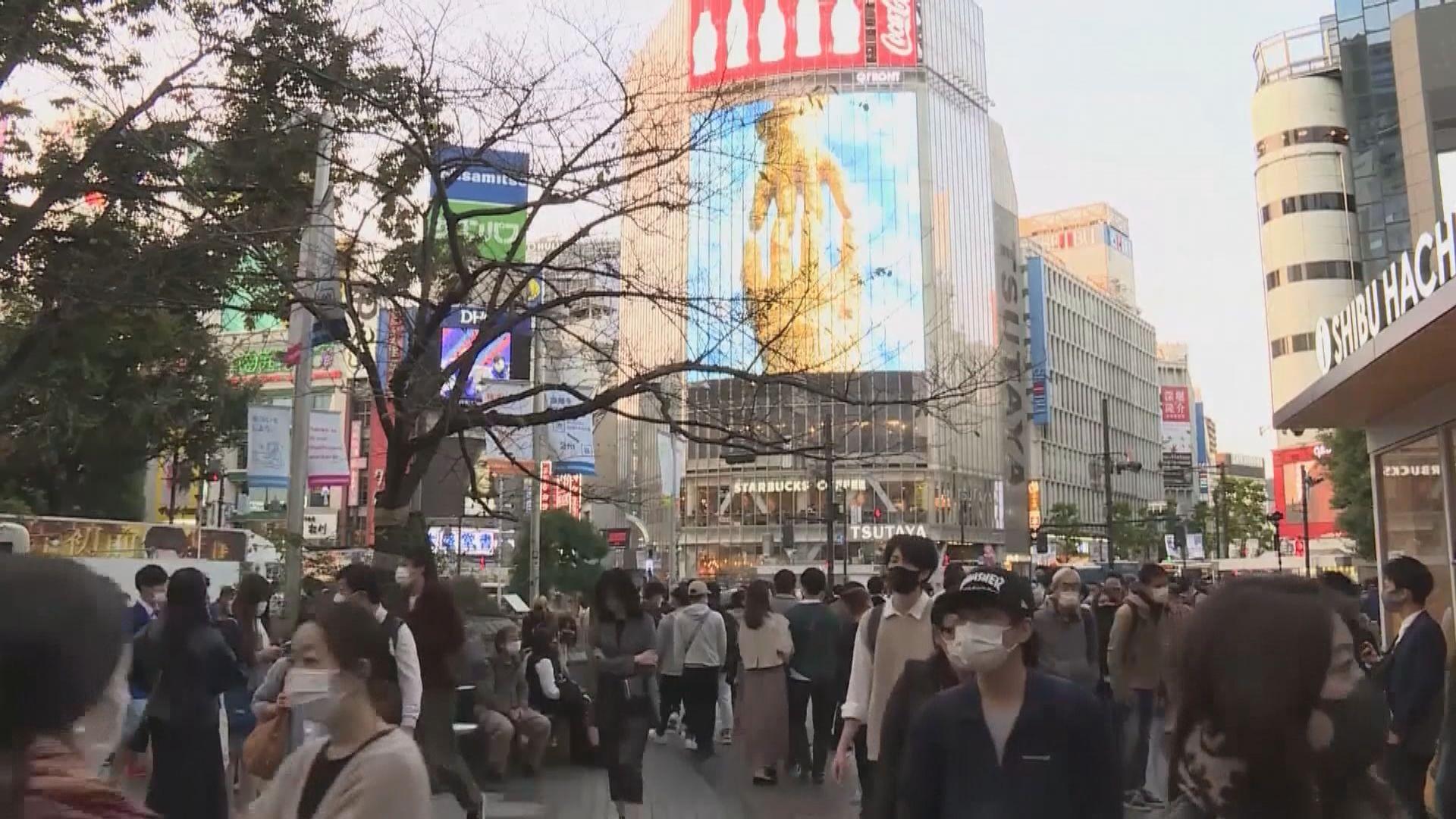 日本全國單日增逾7400宗確診 再創疫情以來新高