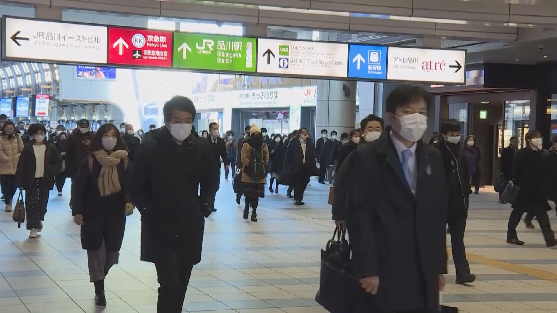 日本全國新增逾五千宗確診個案