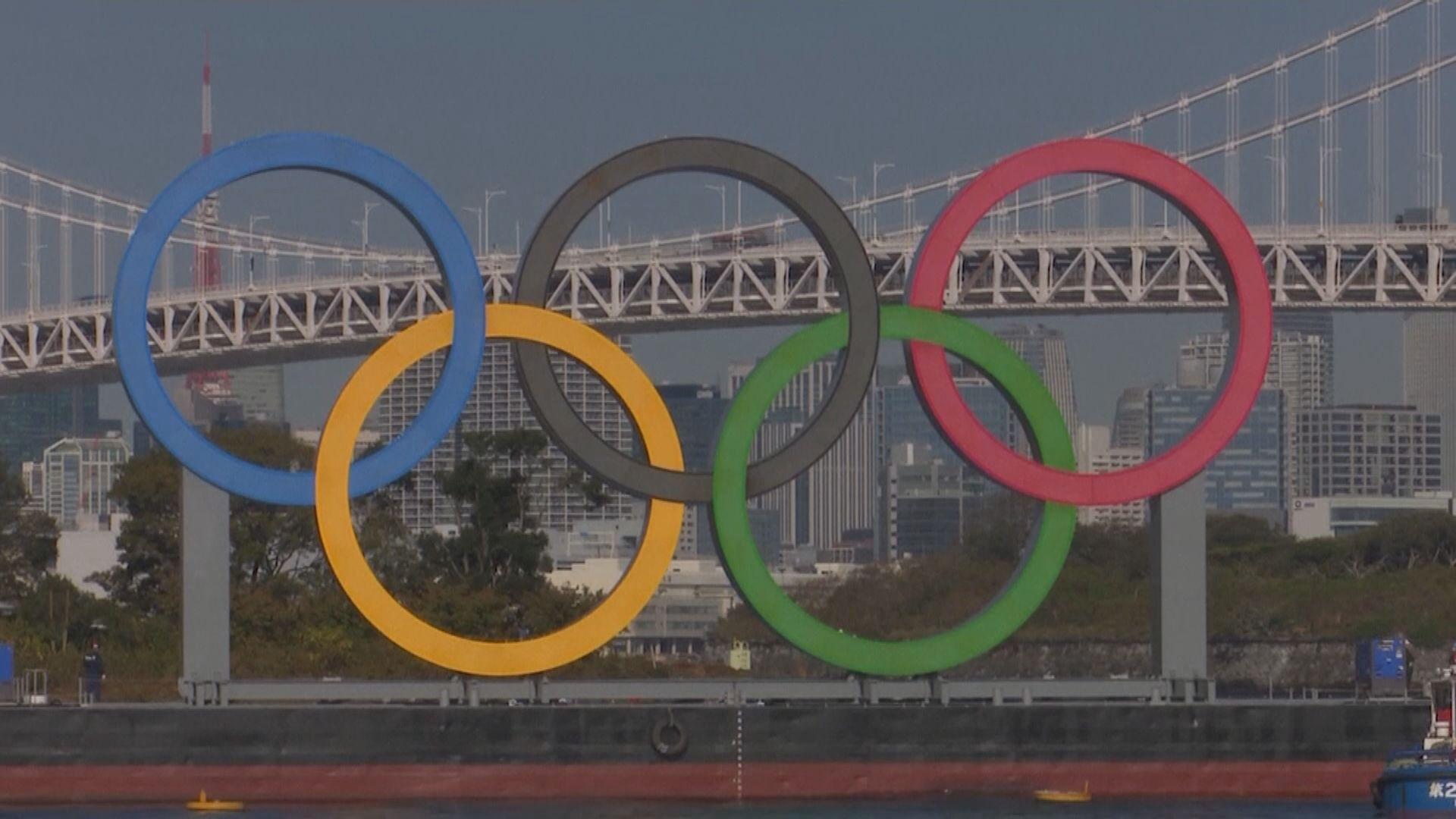 日本政府考慮容許海外運動員入境