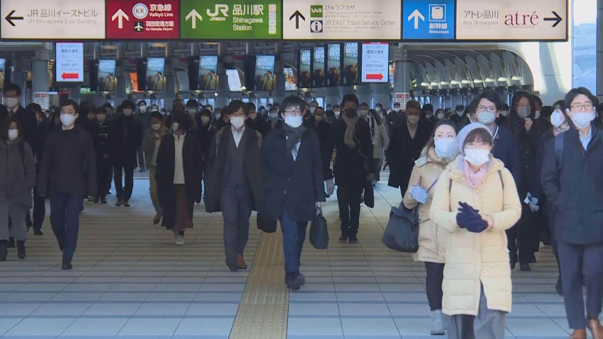 東京都及鄰近三個縣促延長緊急事態