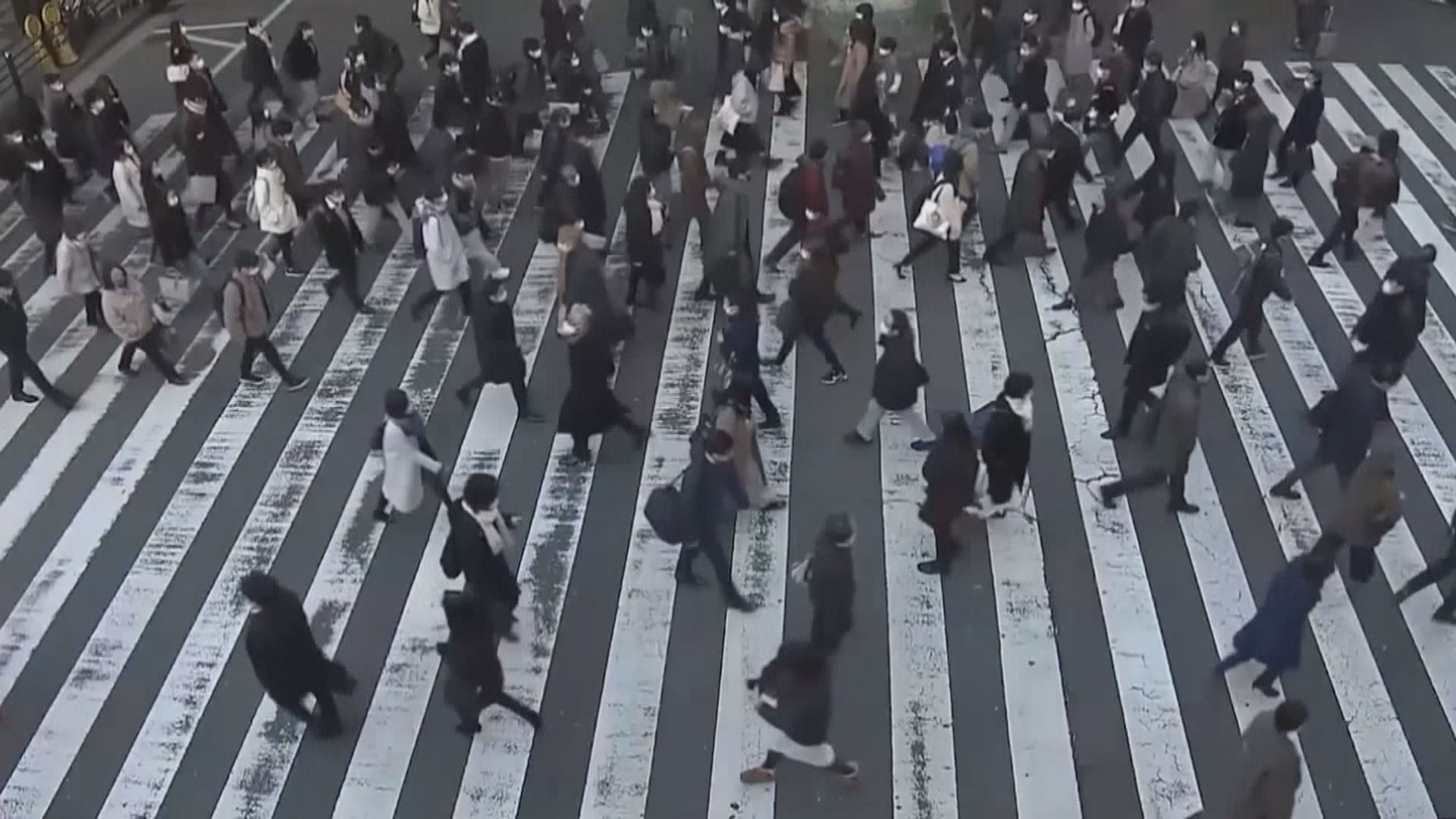 日本疫情反彈 將於四都府縣頒布緊急事態宣言