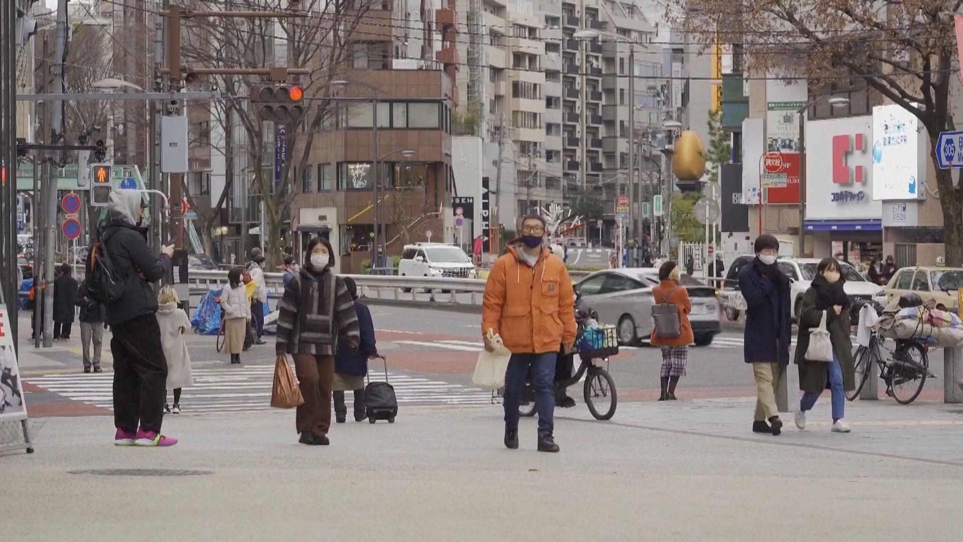 大阪府多1262宗新冠病毒確診 創當地新高