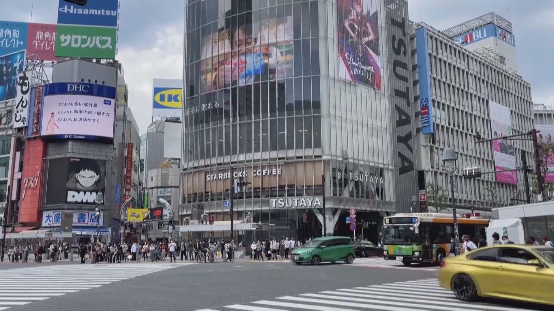 據報日本擬把東京都等地緊急狀態延長至月底