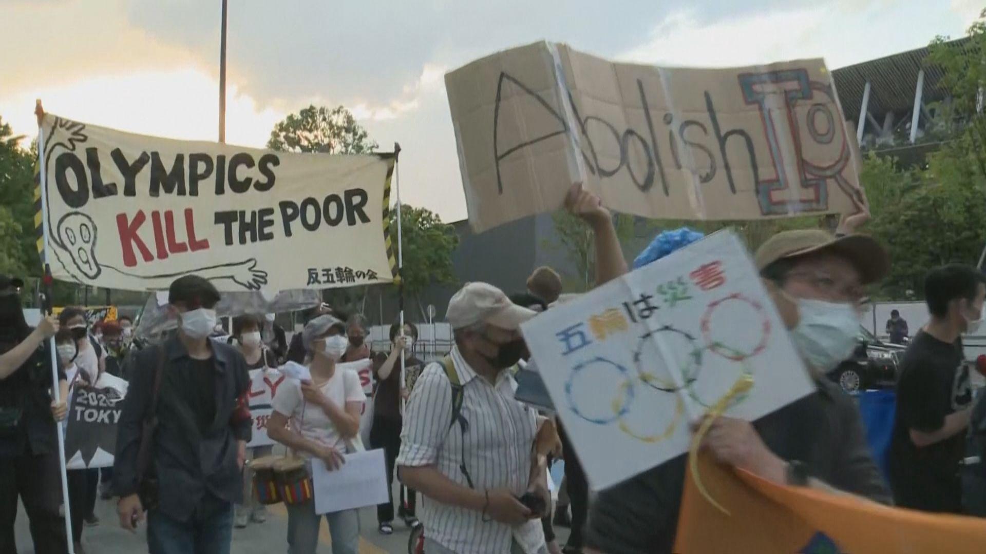 日本疫情未見緩和 民調:逾六成人冀東京奧運延期或取消