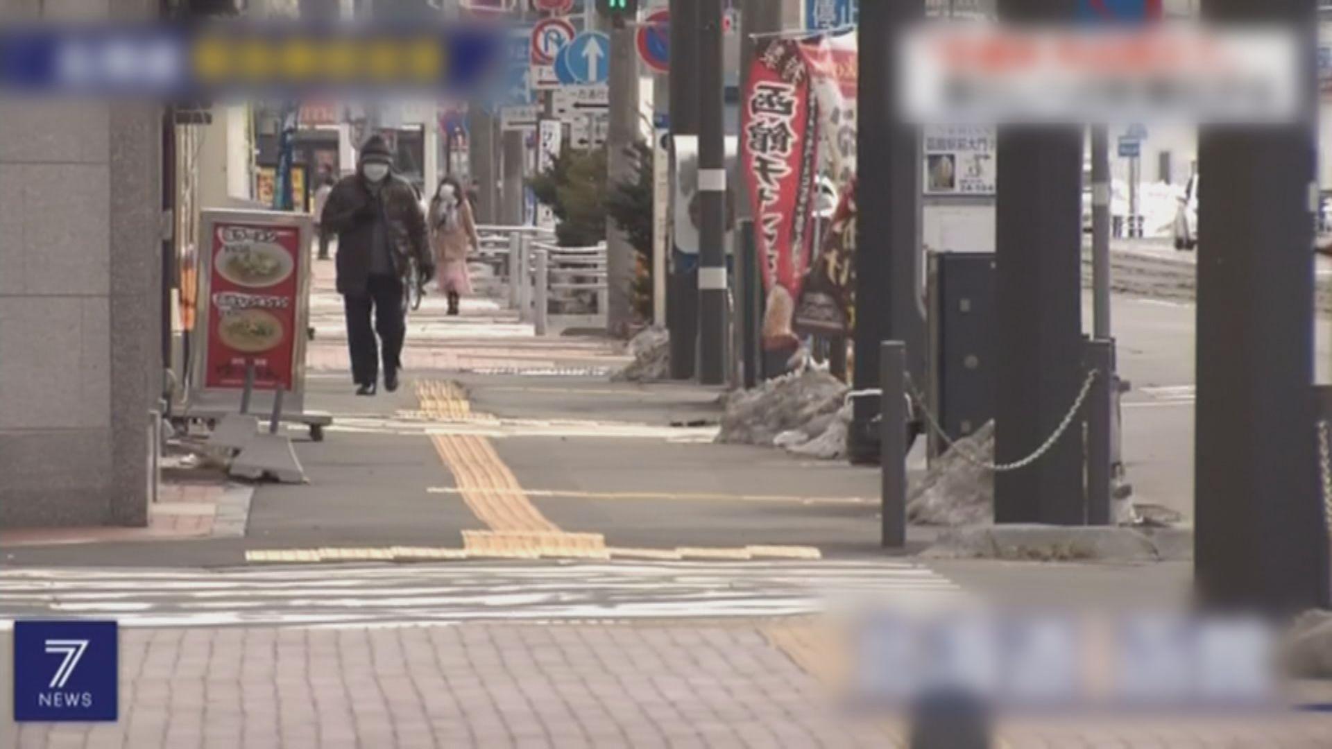 日本緊急事態宣言擴展至北海道等三道縣