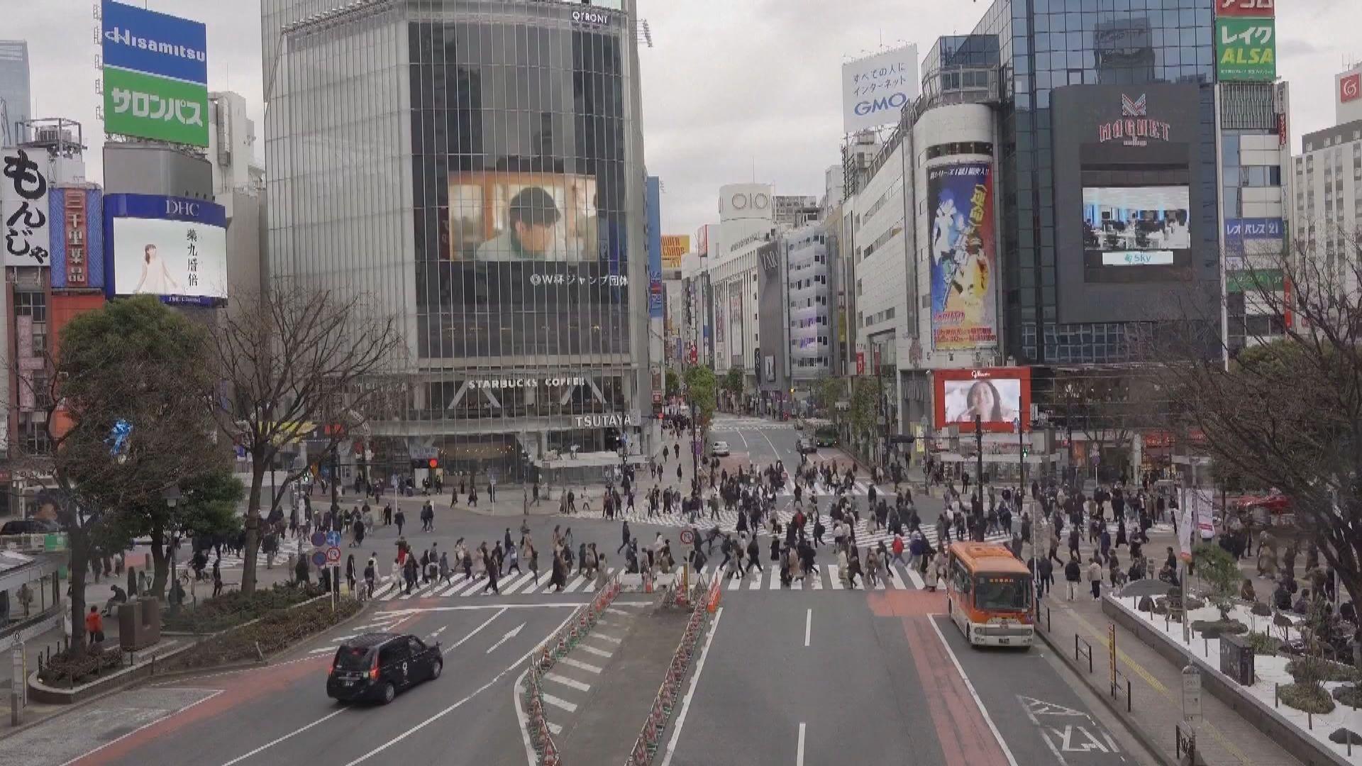 東京都及大阪府分別新增七百多宗新冠確診