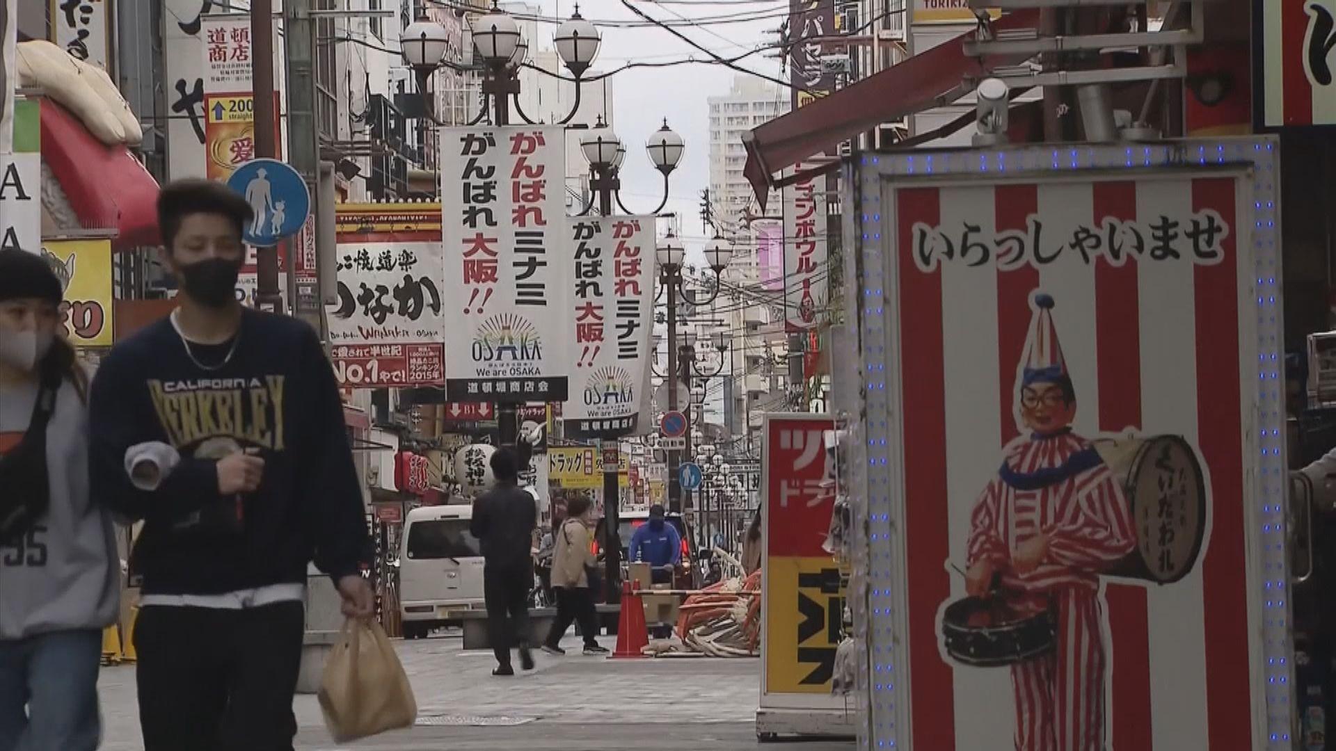 日本連續5日超過6000人確診