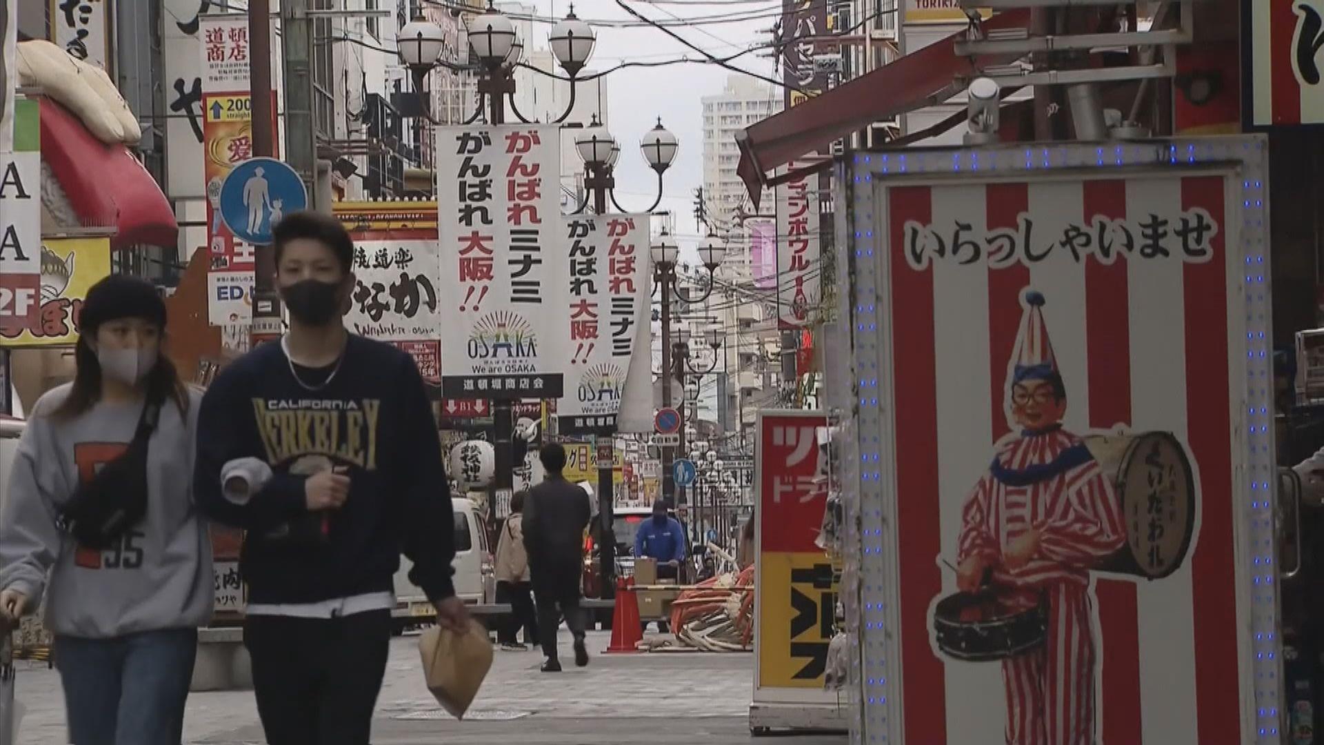 日本擬延長九個都道府縣緊急事態宣言三周