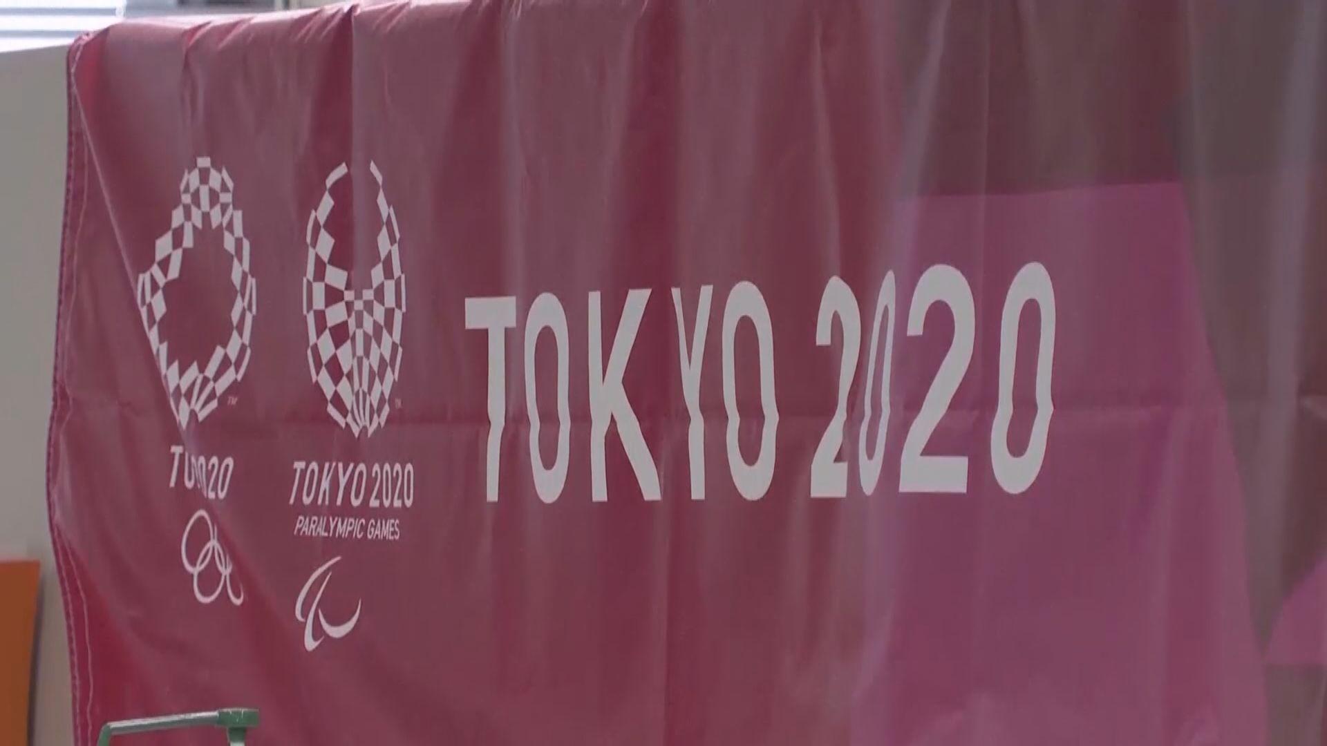 東奧賽事入場人數上限為場館容量一半 最多一萬人