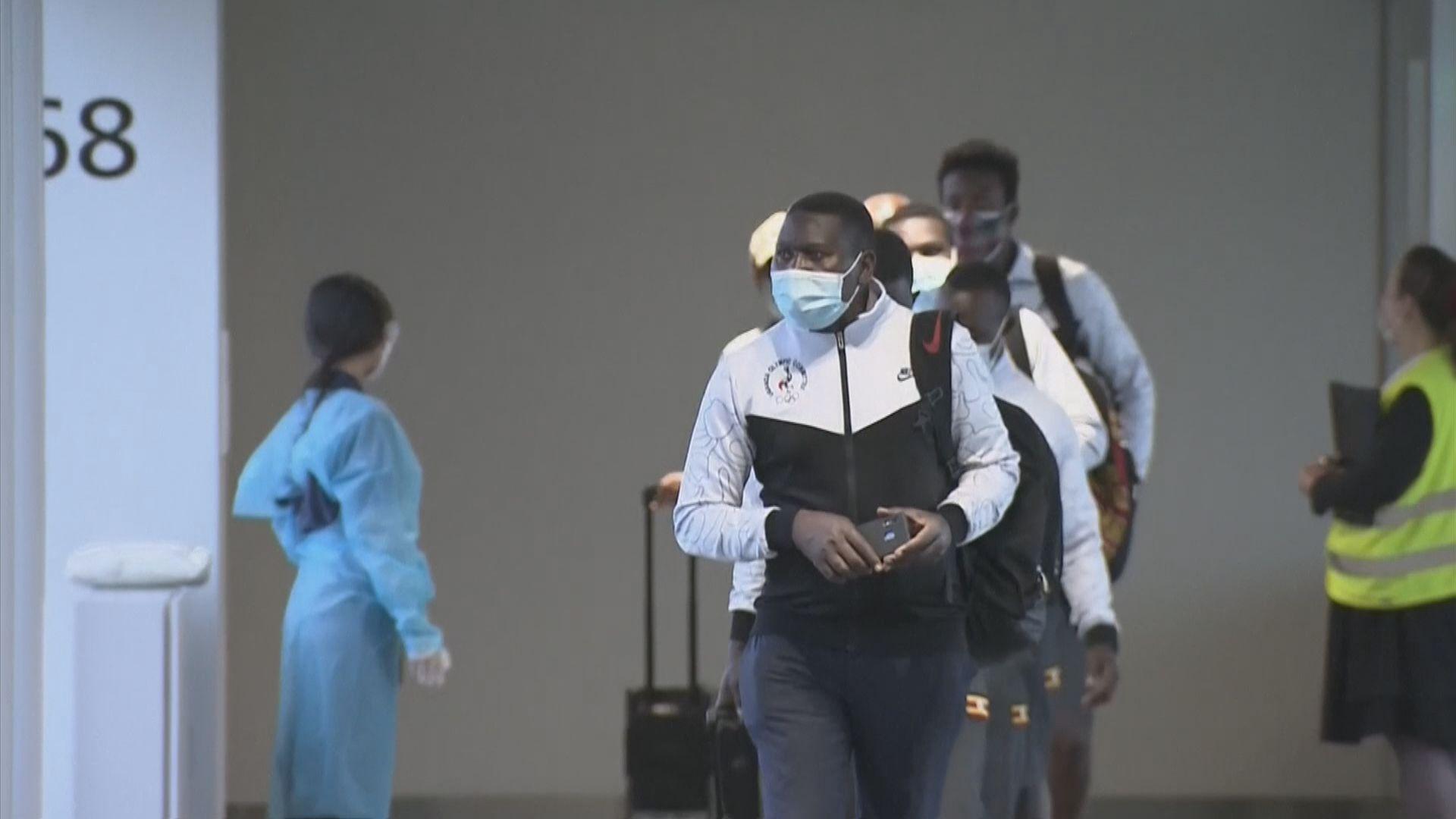 烏干達一名奧運成員染Delta變種