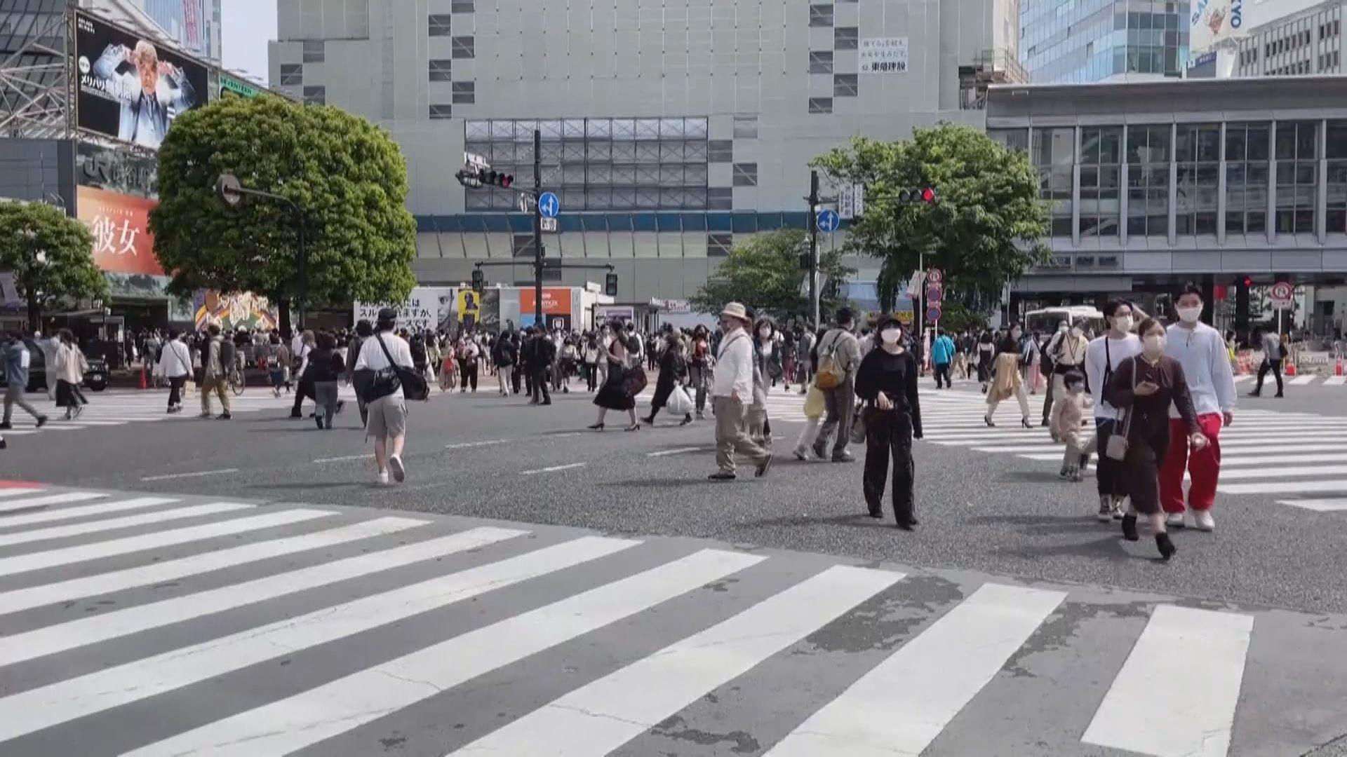 東京再錄得逾五百宗確診個案 或再頒布緊急狀態