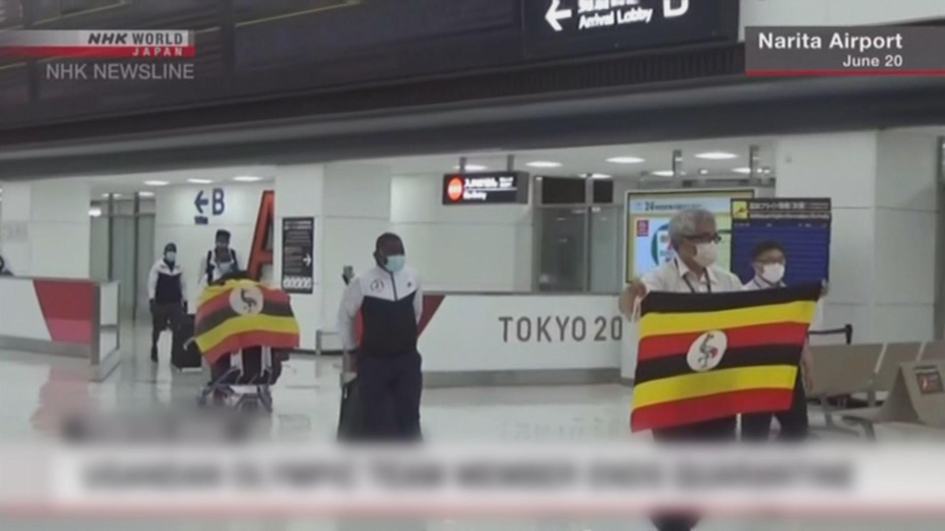 日本當局容許外國運動員先入境再等待檢測
