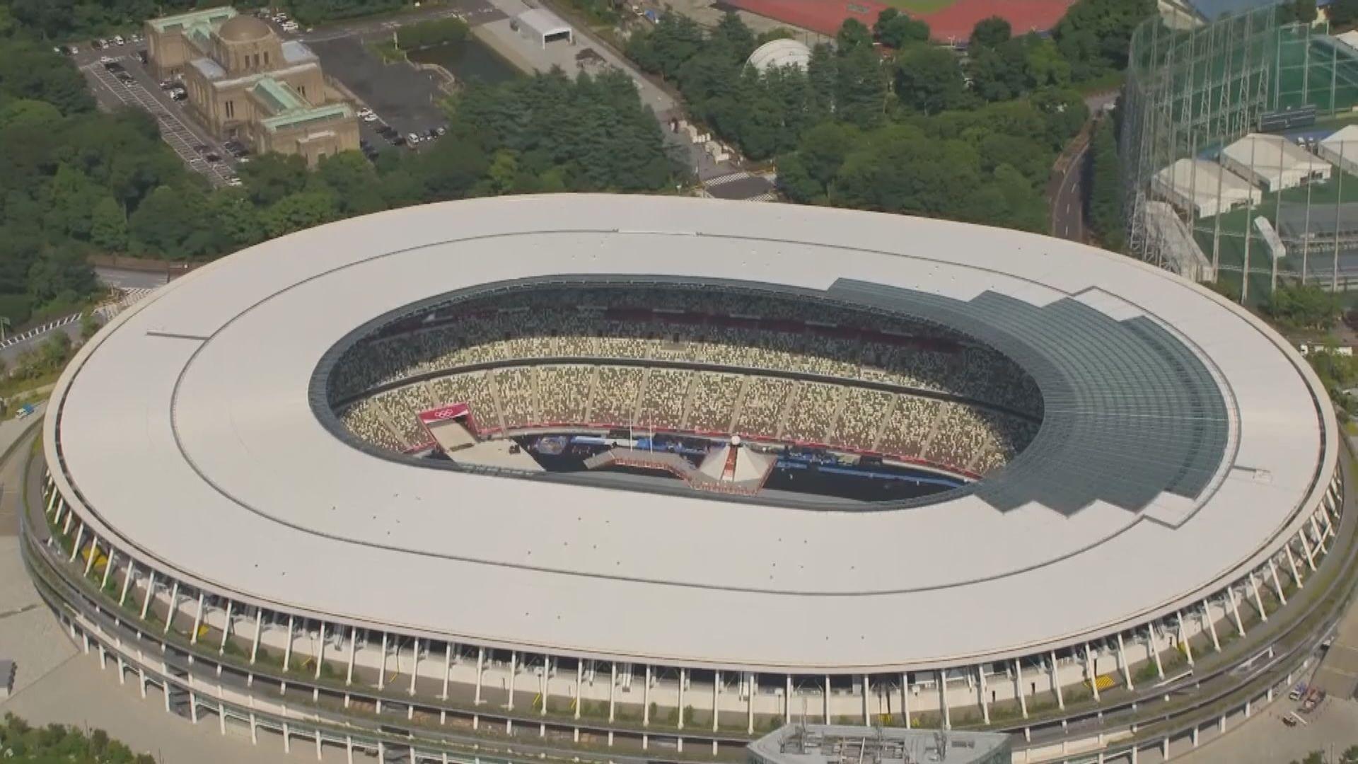 日本首都圈一都三縣奧運場館決定閉門作賽