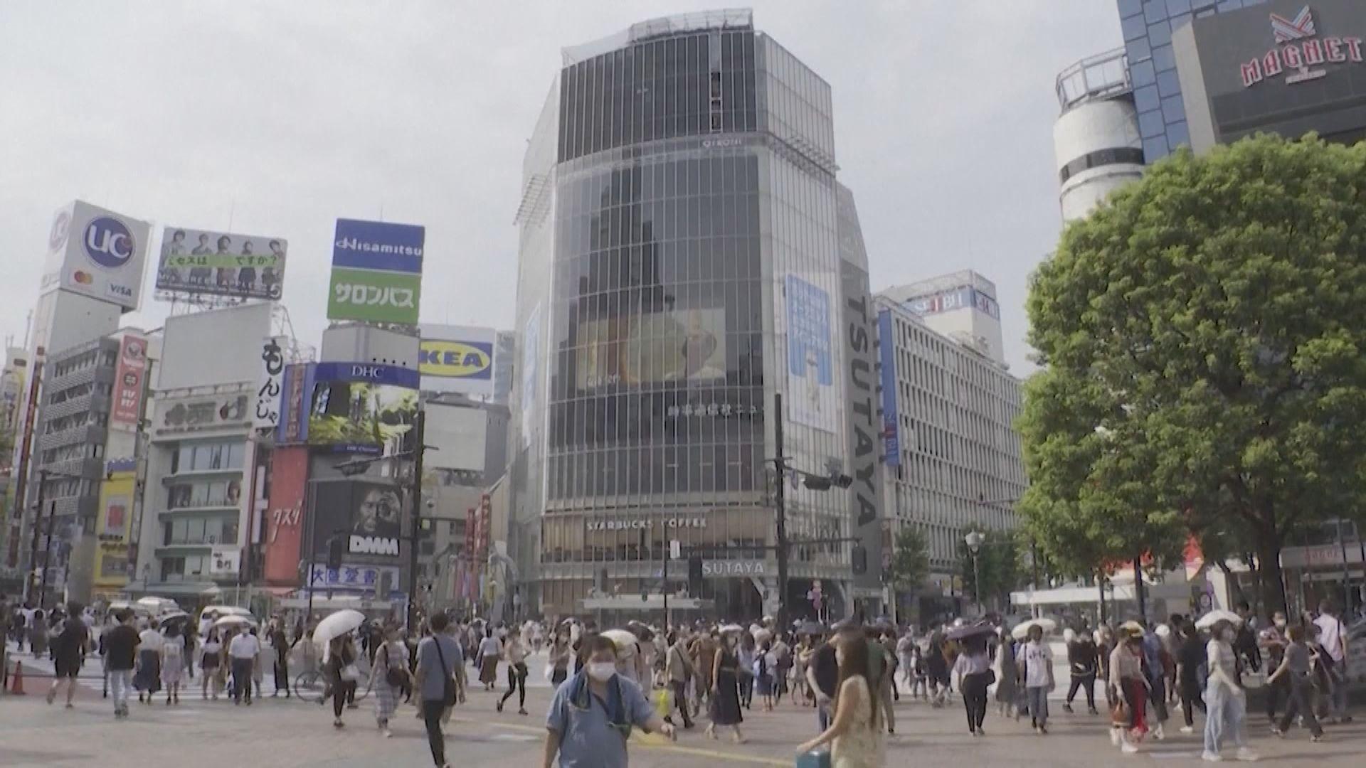 日本增逾九千宗確診創新高 東京都知事:推動年輕人接種疫苗為抗疫關鍵