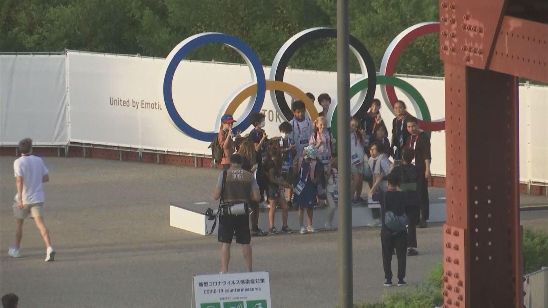 東京增4166宗確診創新高 奧運選手村首現集體感染