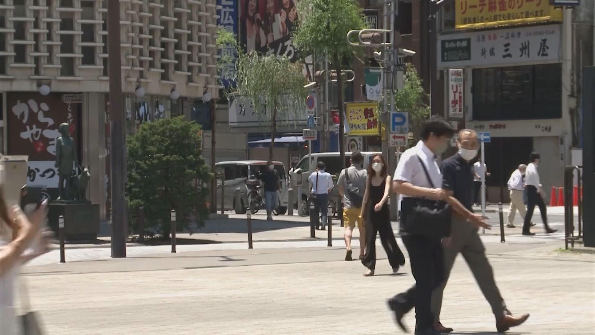 東京都新增逾五千宗確診 創紀錄新高