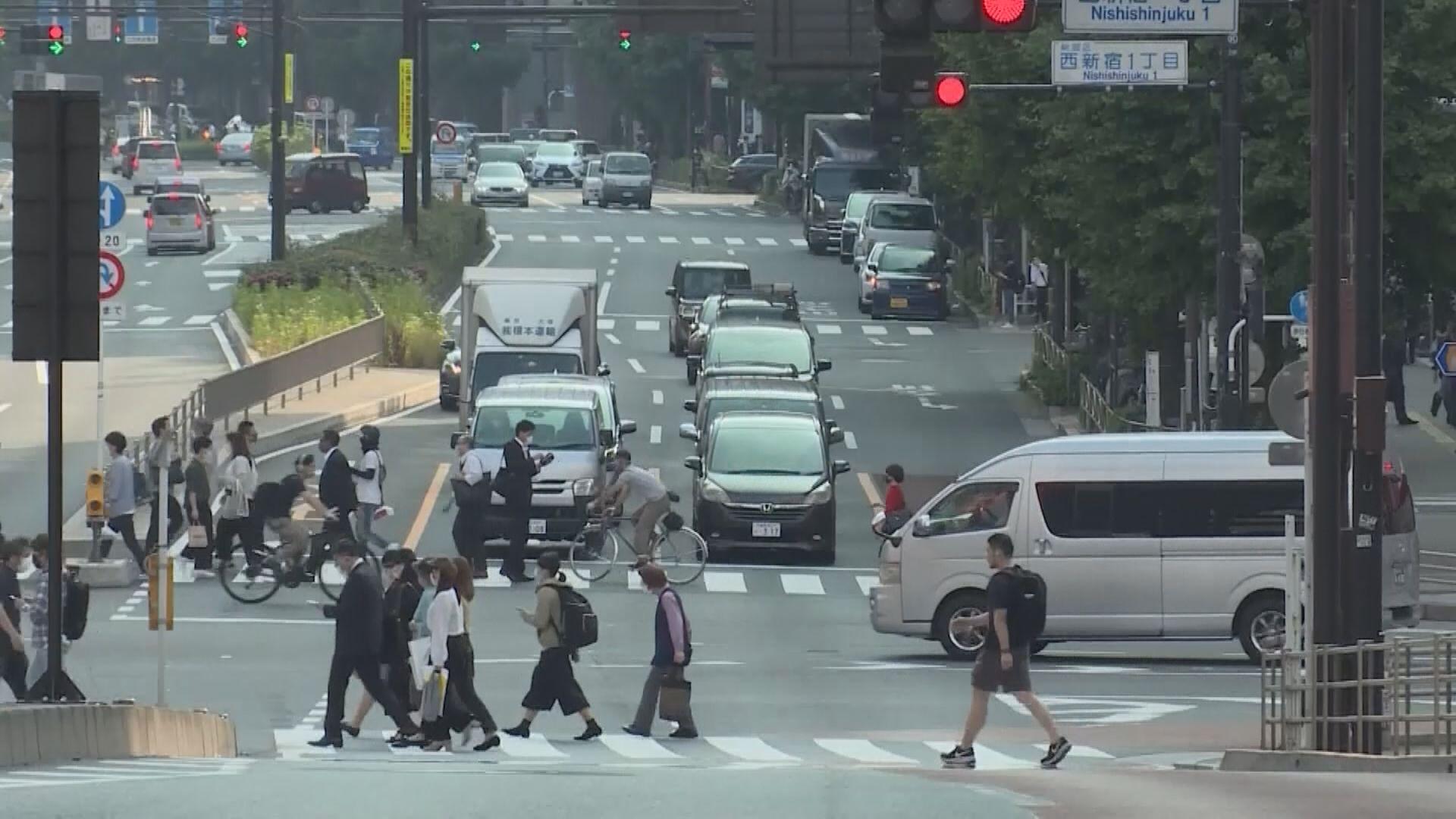 日本東京都新冠感染個案達4566宗