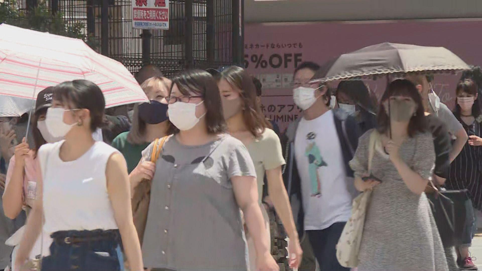 日本新增23917人確診創單日新高 重症患者數目高企