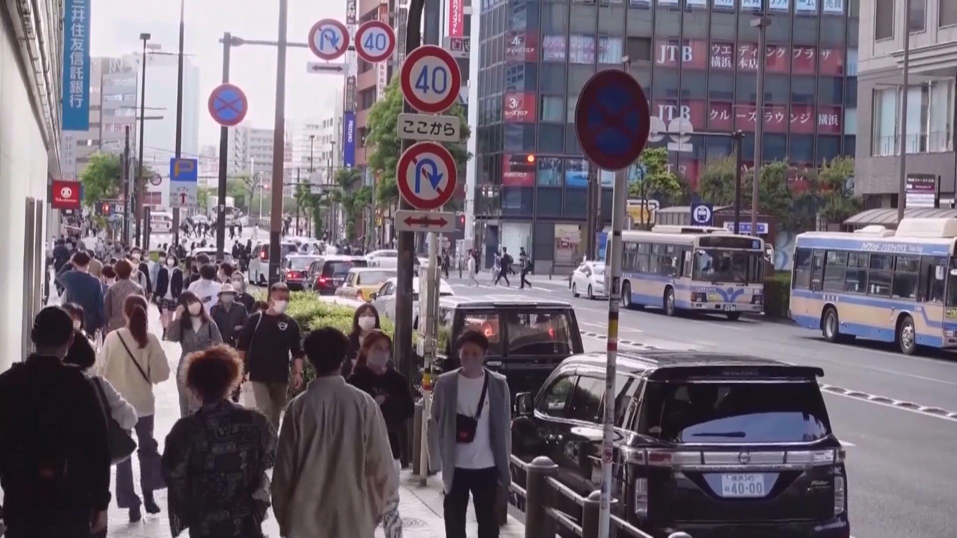 日本延長東京等19個都道府縣緊急狀態至本月底