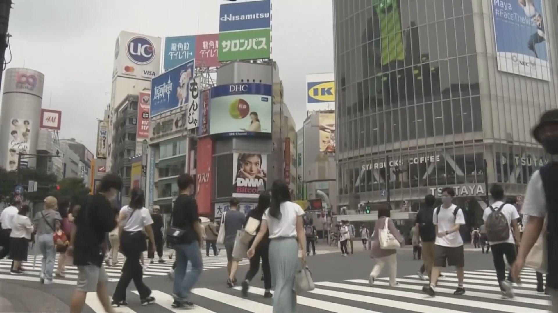 日本東京都等地或將解除緊急狀態