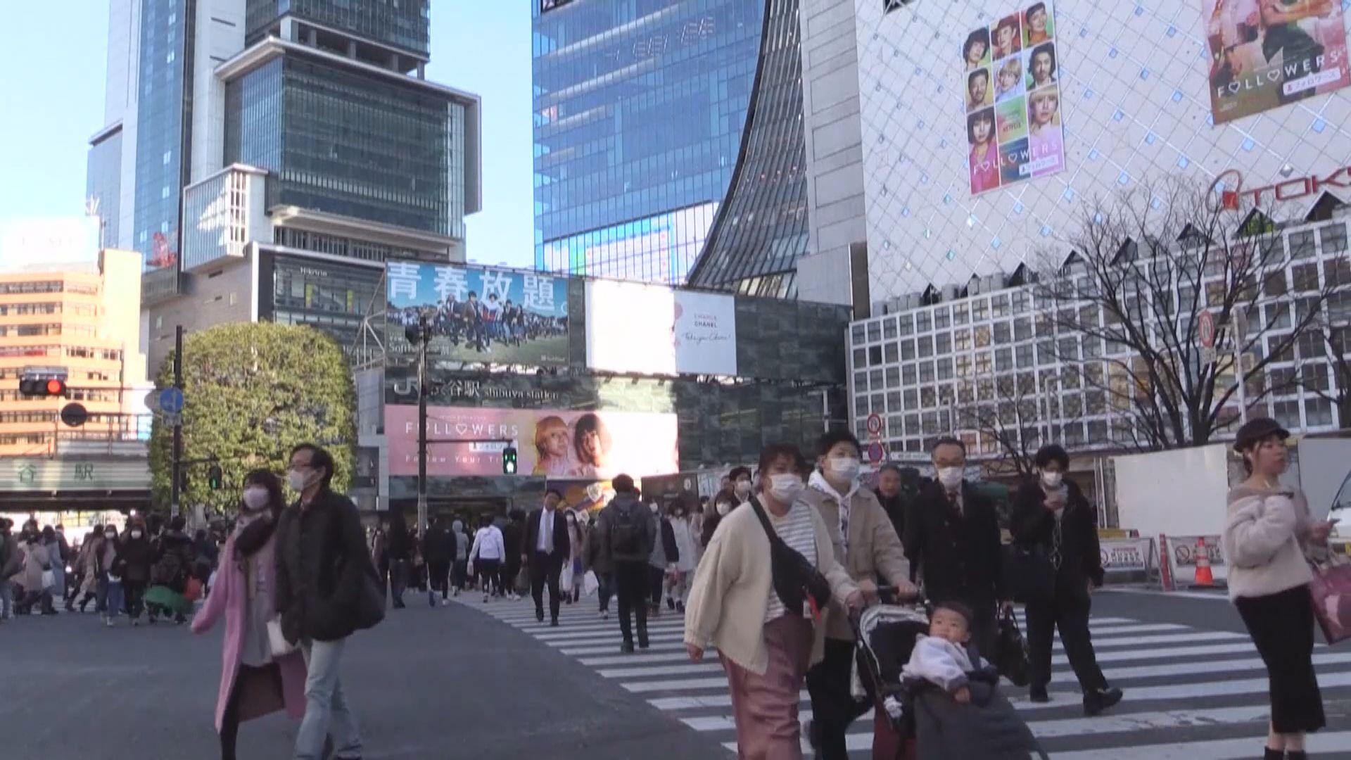 日本東京都新增19人確診是今年以來單日最低