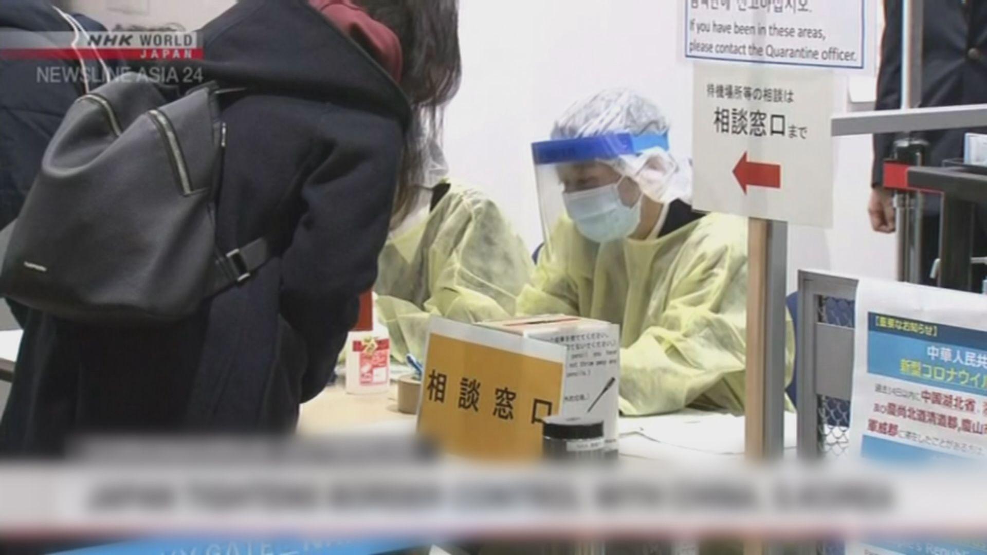 日本下周放寬台灣商務人士入境