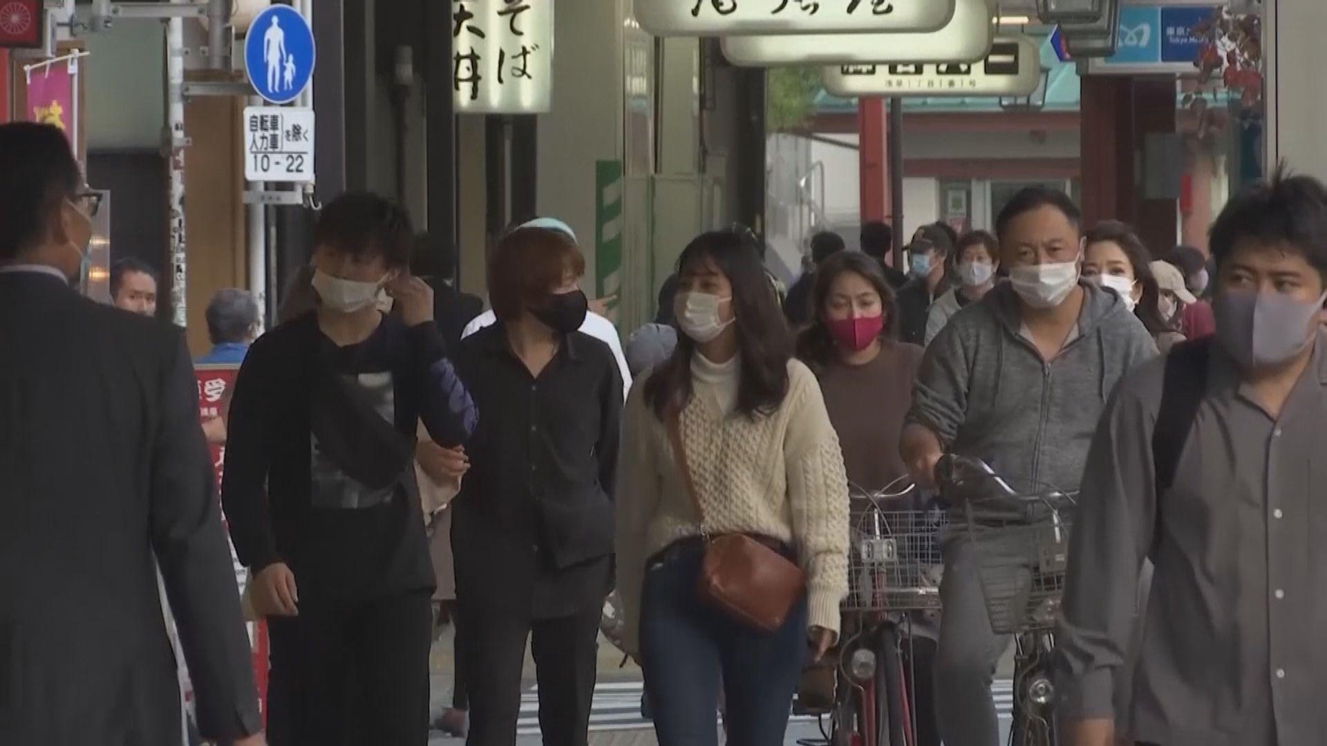 東京都單日逾500人確診 當局憂疫情惡化