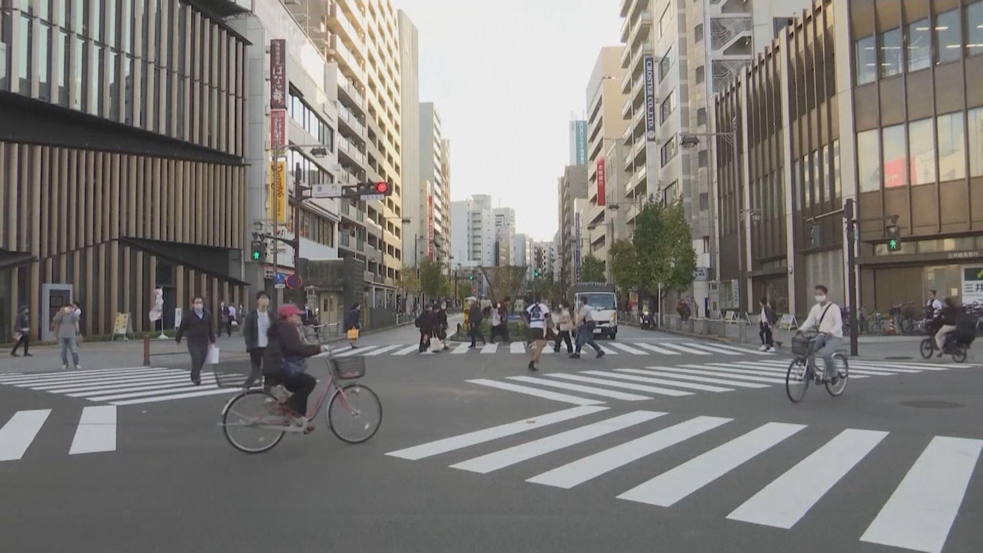 日本大阪府單日新增490人確診 破單日紀錄
